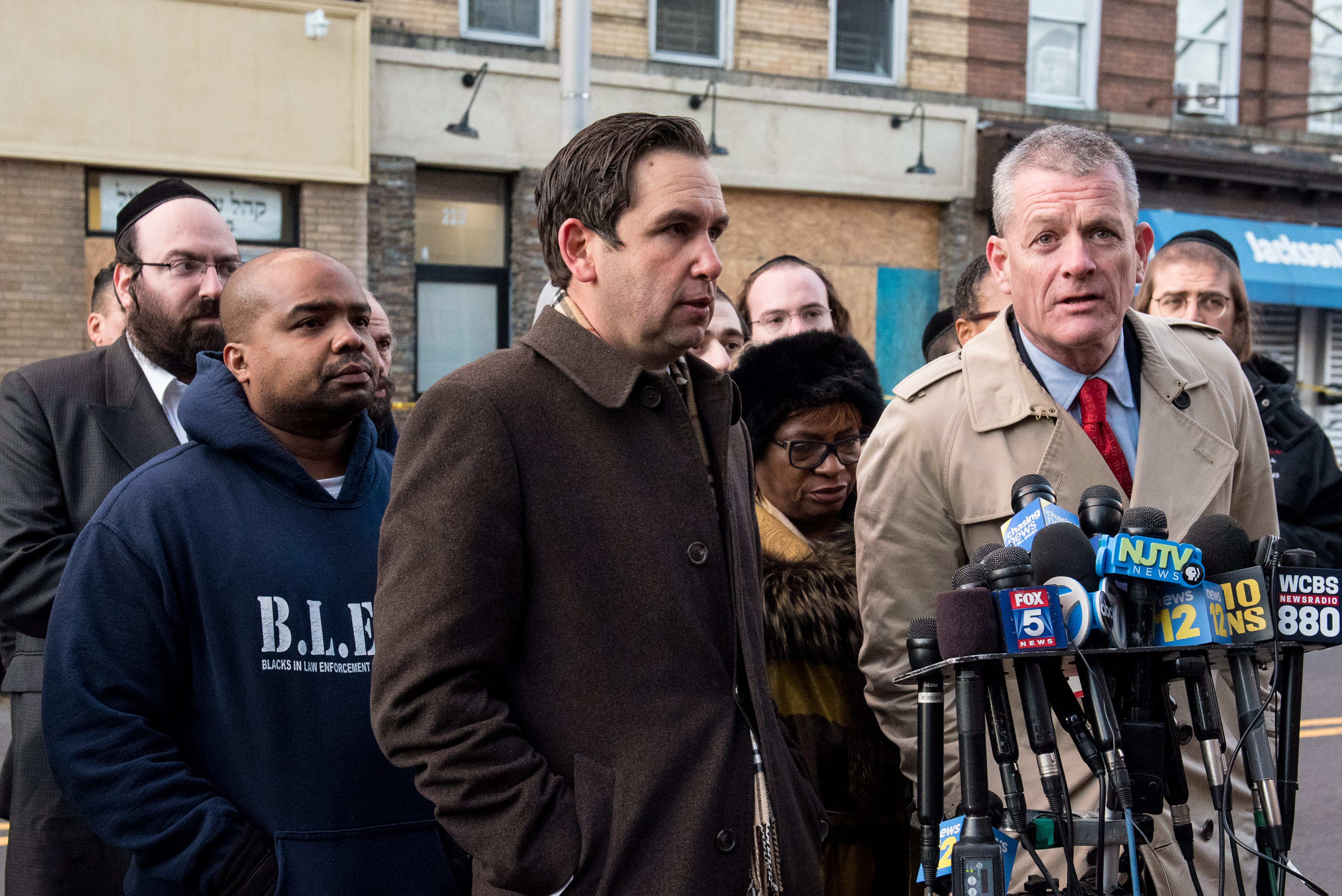 Jersey City's Fulop joins 'bad club' of mayors whose cities had mass shootings