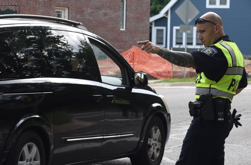 Ann Arbor police officer placed on leave over past conduct