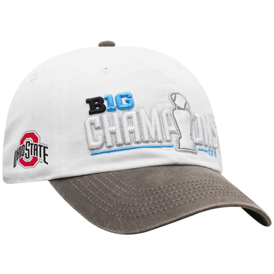 Elite Fan Shop Ohio State Buckeyes Big Ten Champs Youth Tshirt 2019 Locker Room