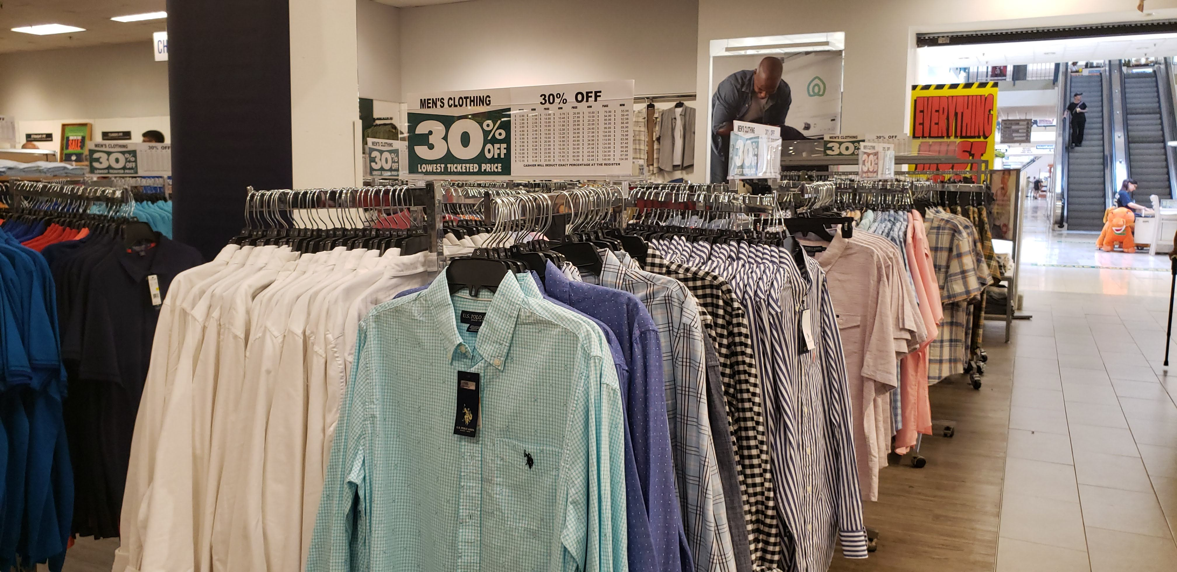 Sears at the Riverchase Galleria closing