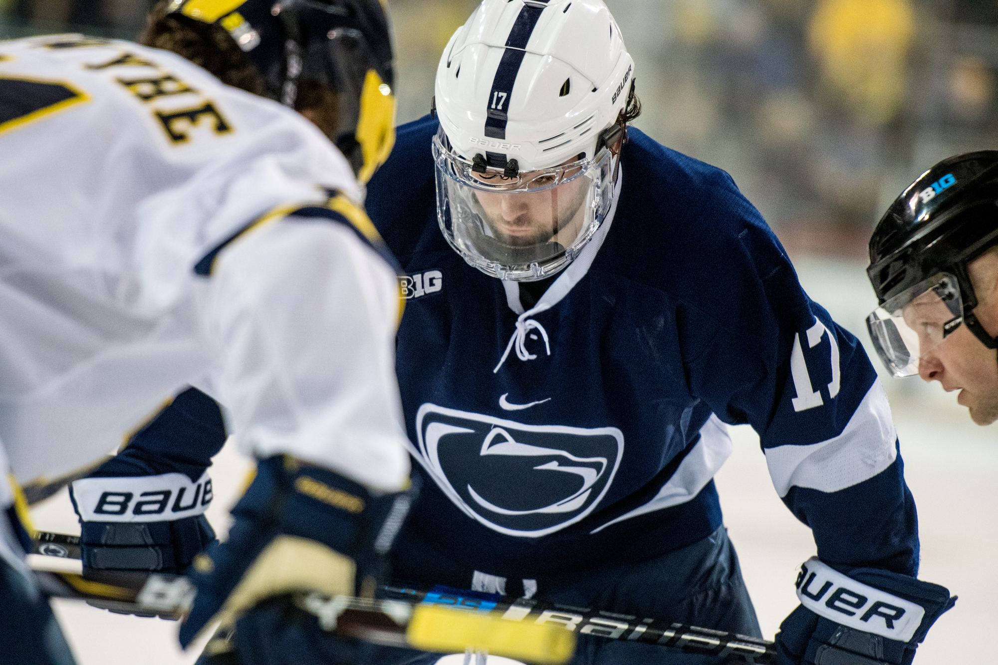Penn State hockey crushed Ohio State 5-1 to earn Big Ten title date with Notre Dame