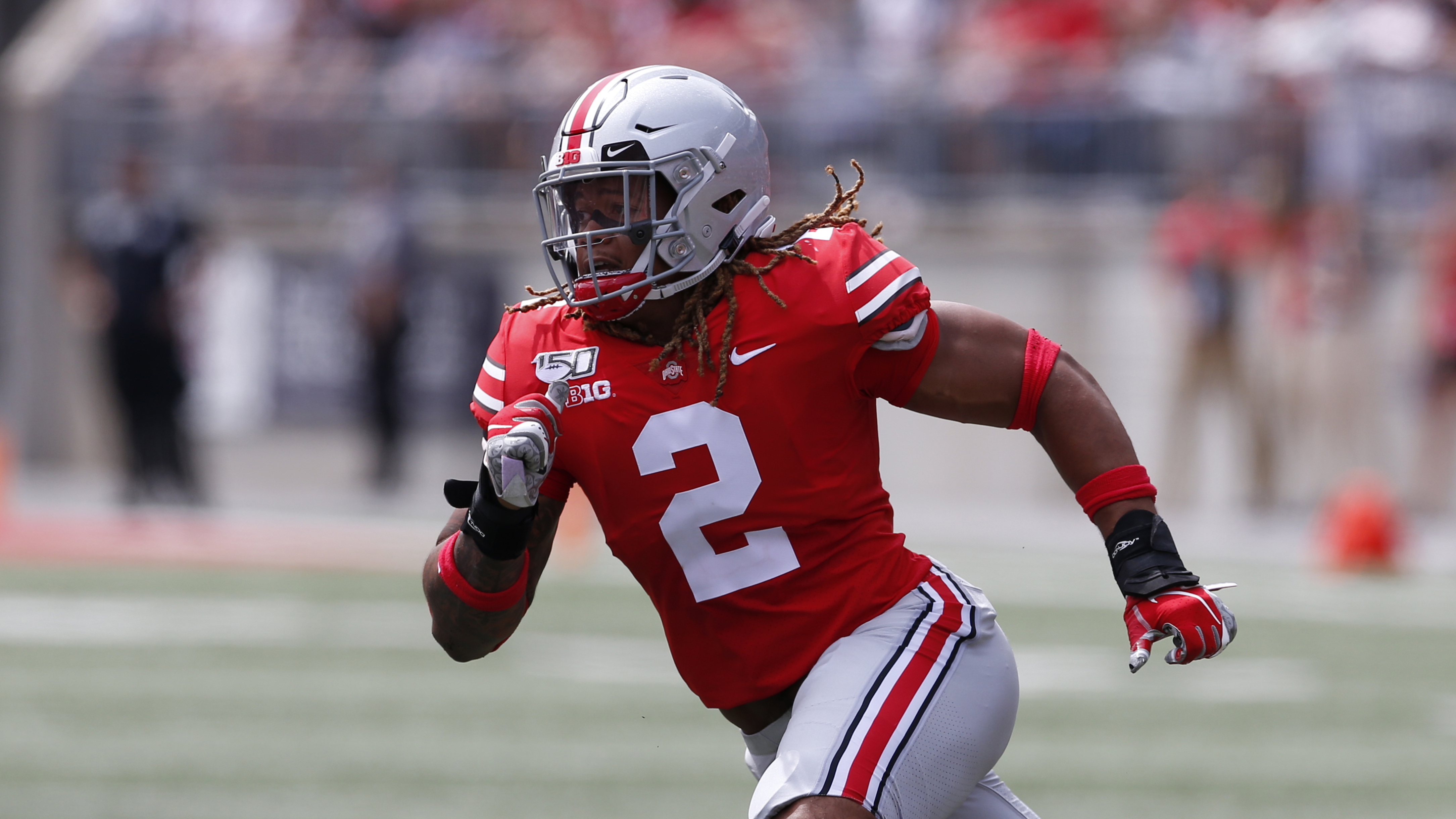 Ohio State Football Star Chase Young S Eligibility Issue Ncaa Bylaws And Precedent Cleveland Com