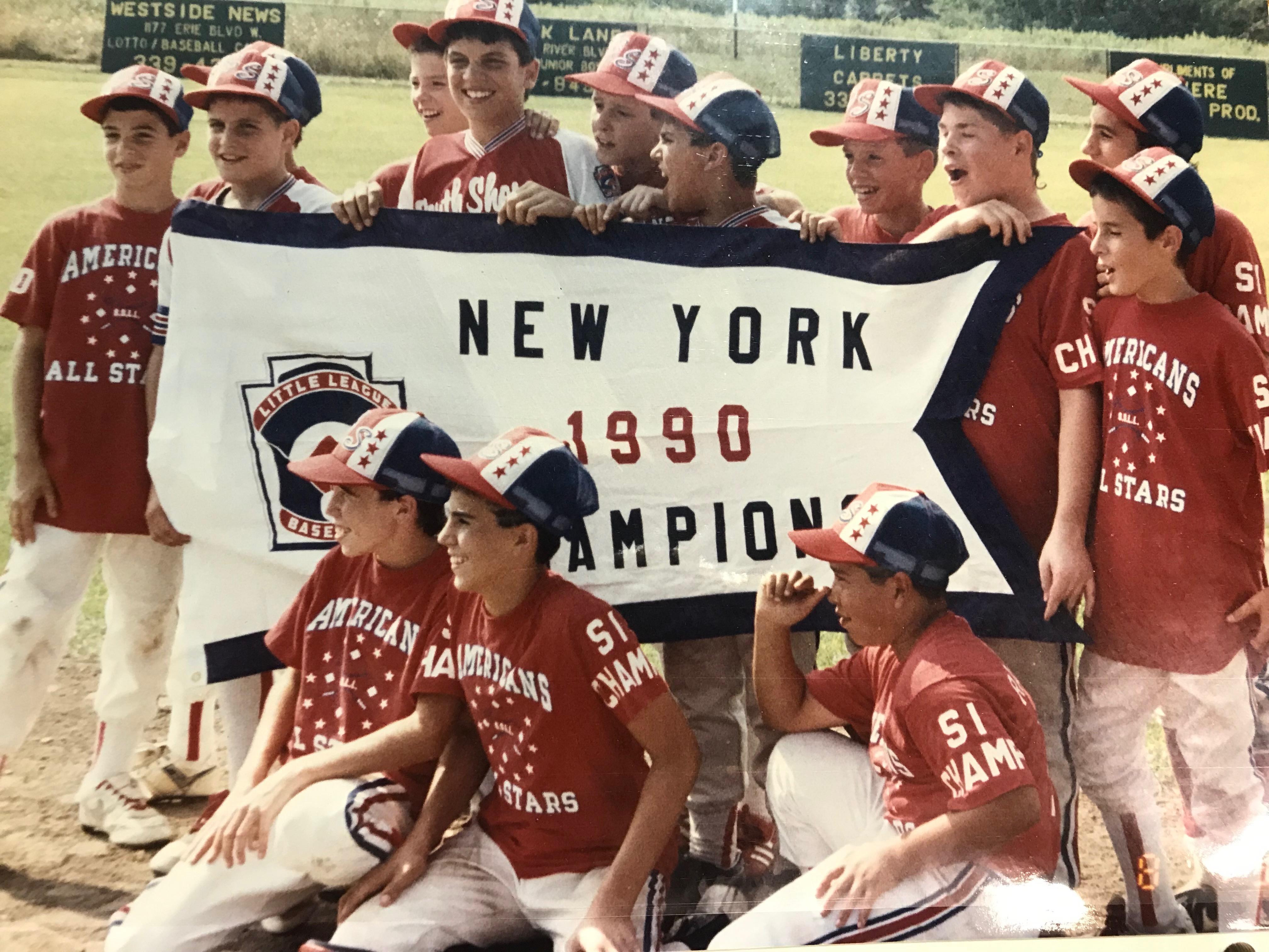 LL NYS All-Star 12s baseball: Vin Nichilo's best All-Star memory involved teammate's shining moment