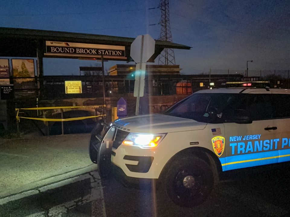NJ Transit train station in Bound Brook closed Monday after huge downtown fire