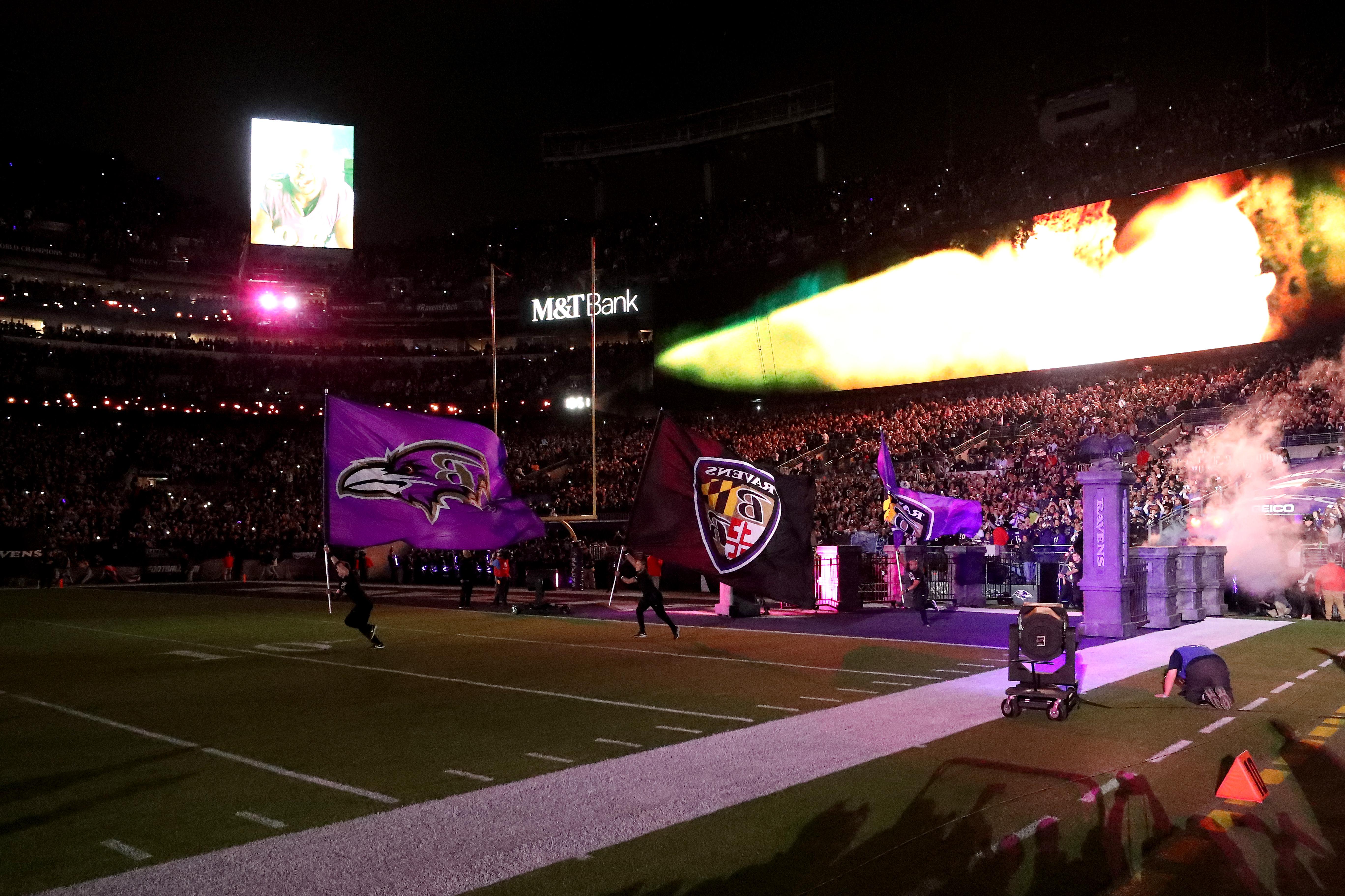 Fan Dies At Baltimore Ravens M T Bank Stadium On Saturday Night Pennlive Com