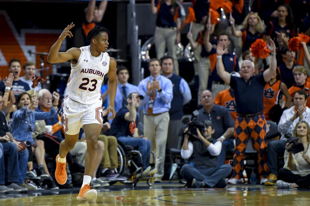 The Iron Pod How Far Can Auburn Basketball Go This Season