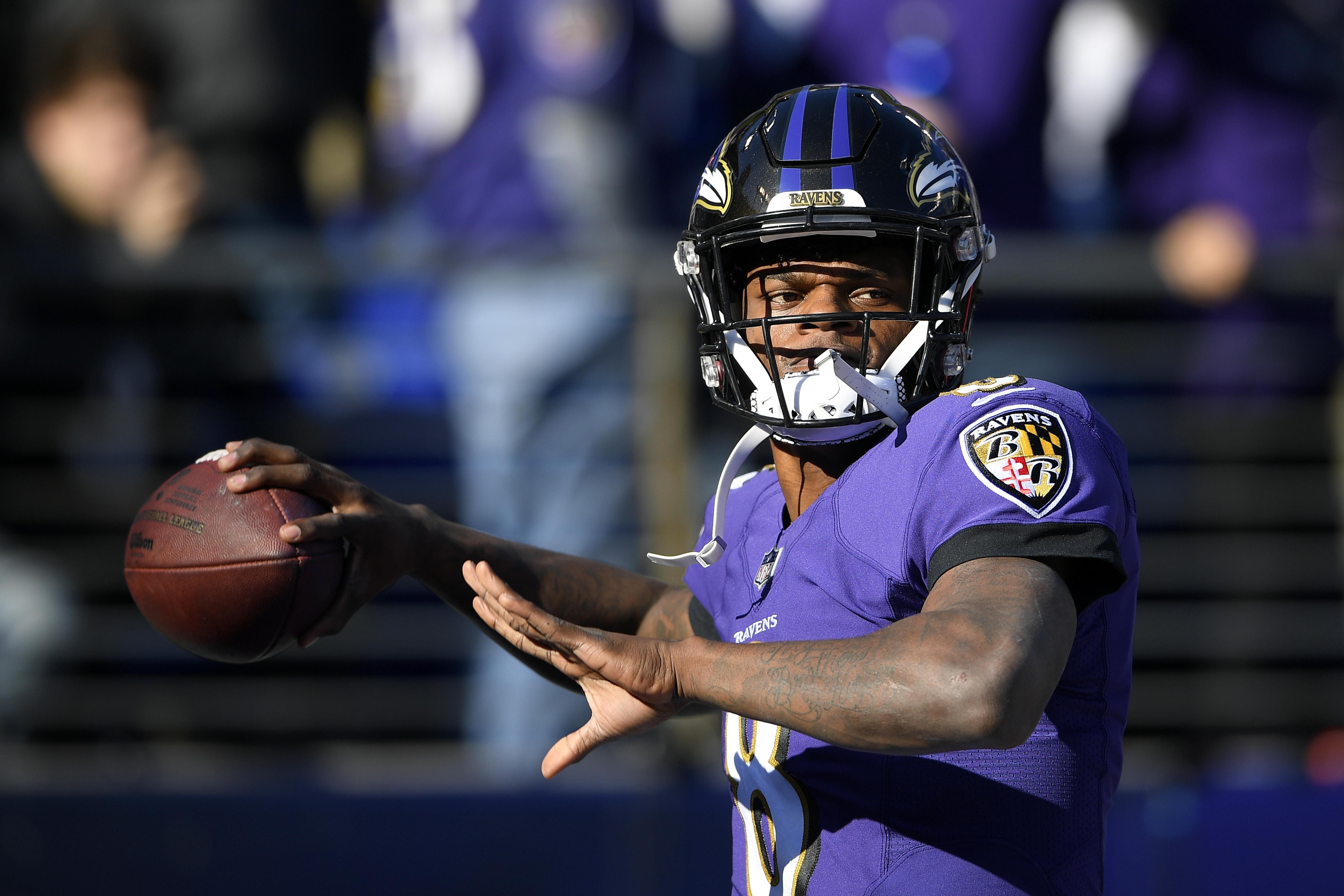 Baltimore Ravens' Lamar Jackson: Using advanced stats to address perceptions about QB's rookie year