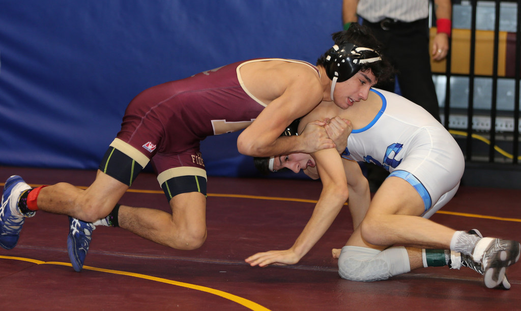 Hs Sports Notebook Monsignor Farrell Grapplers Hit The