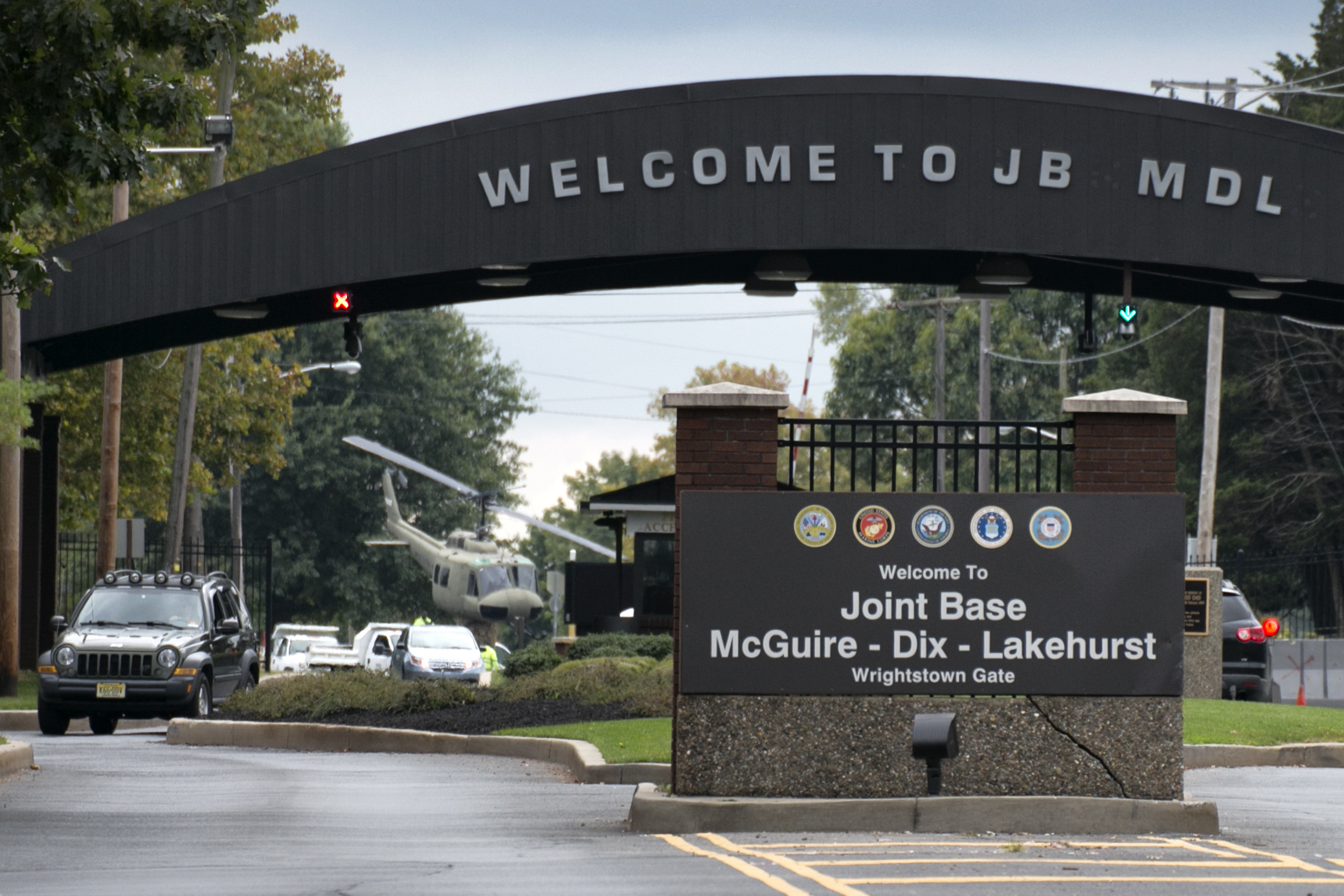 N.J.'s giant military base just got big funding boost from Congress