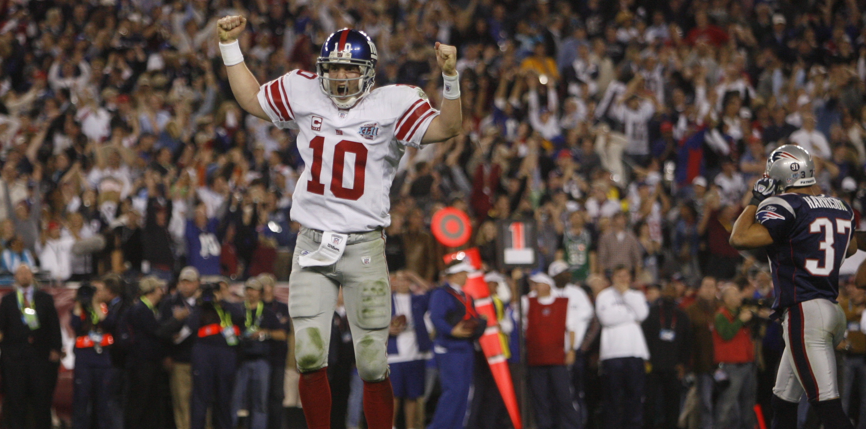 Is Giants Qb Eli Manning A Hall Of Famer I Asked 39 Actual
