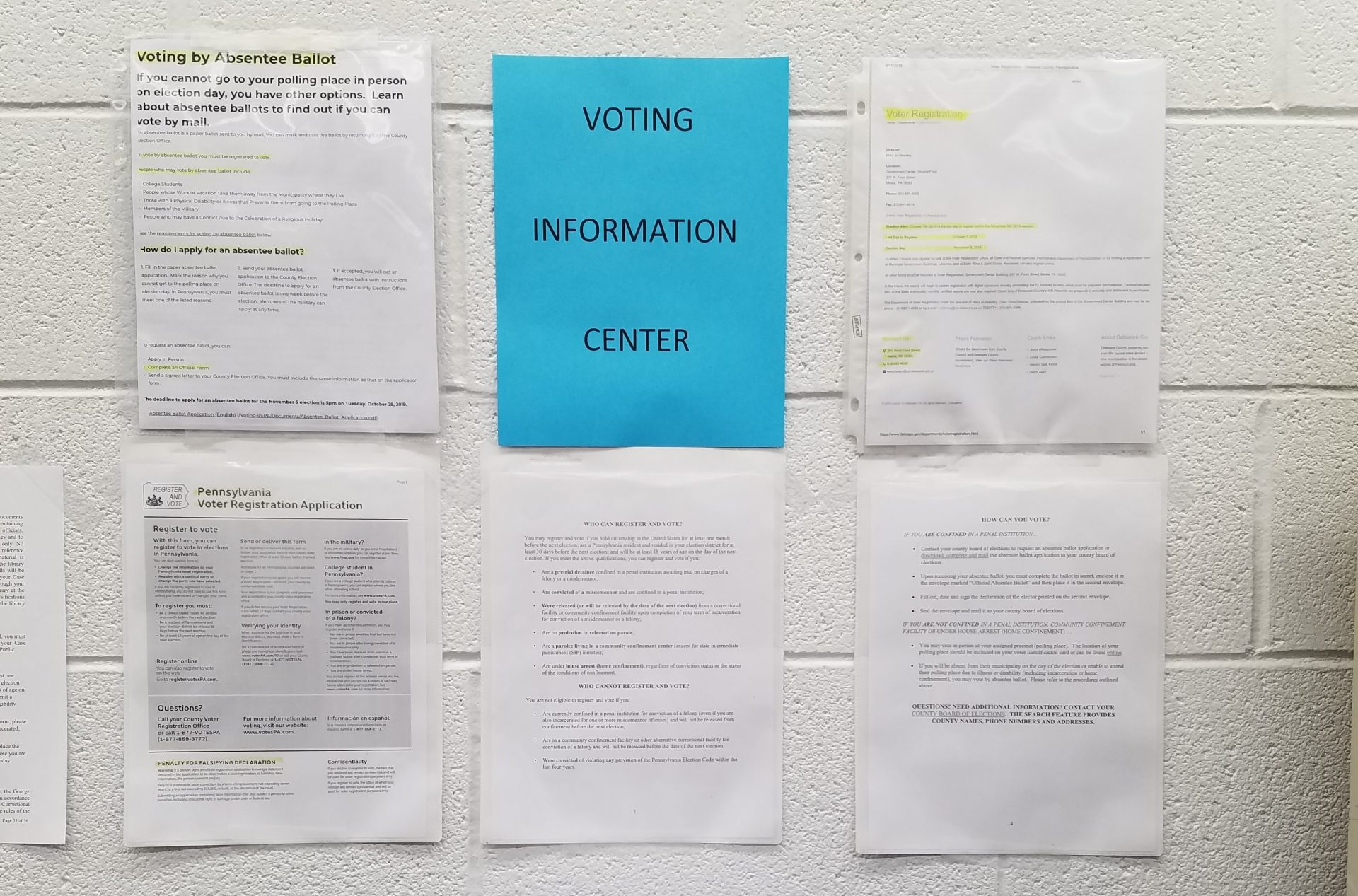 Tens of thousands of Pennsylvanians in jail are eligible to vote, but will they?