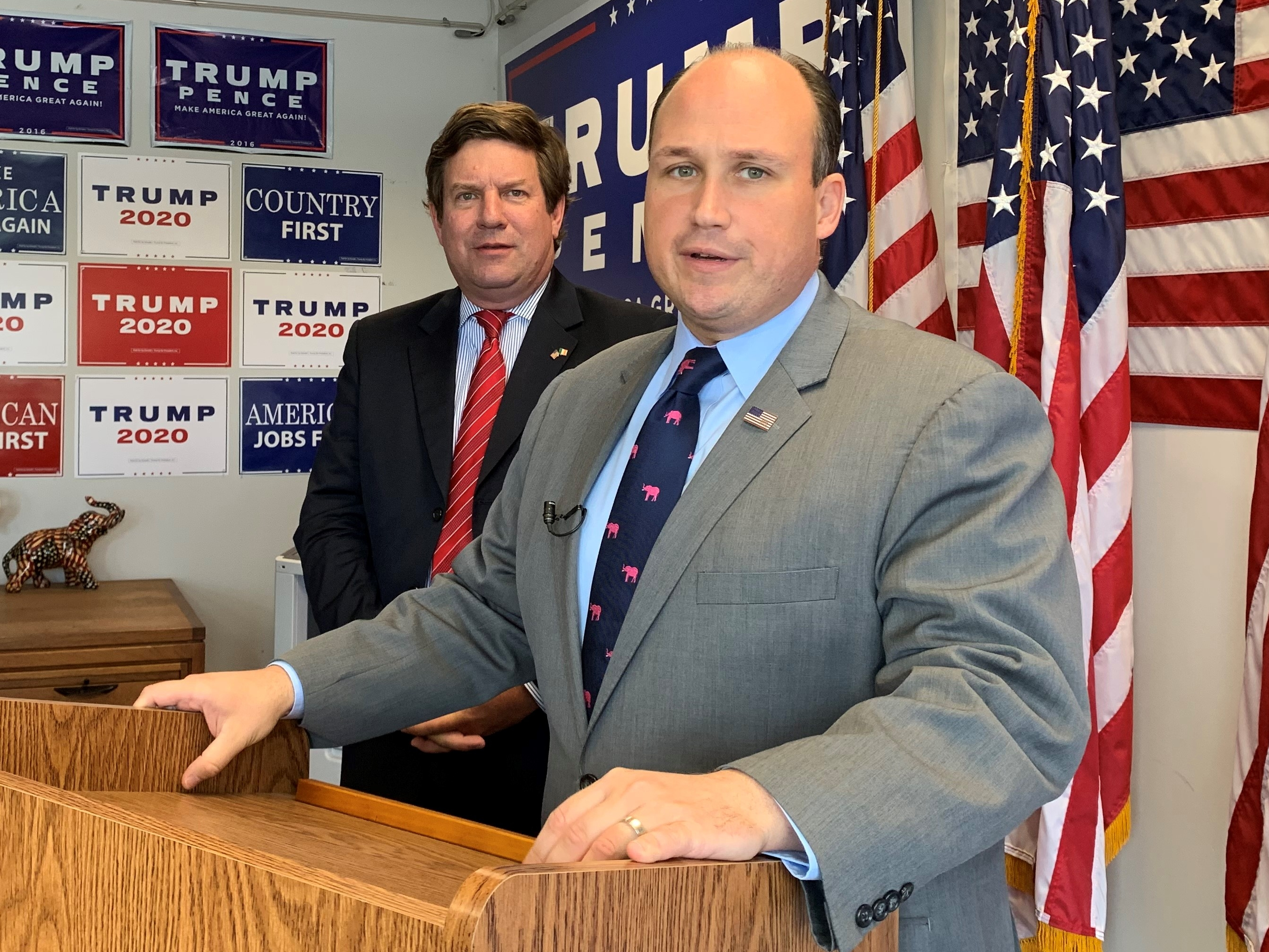 New NY GOP chair's agenda starts with 'beat Andrew Cuomo'