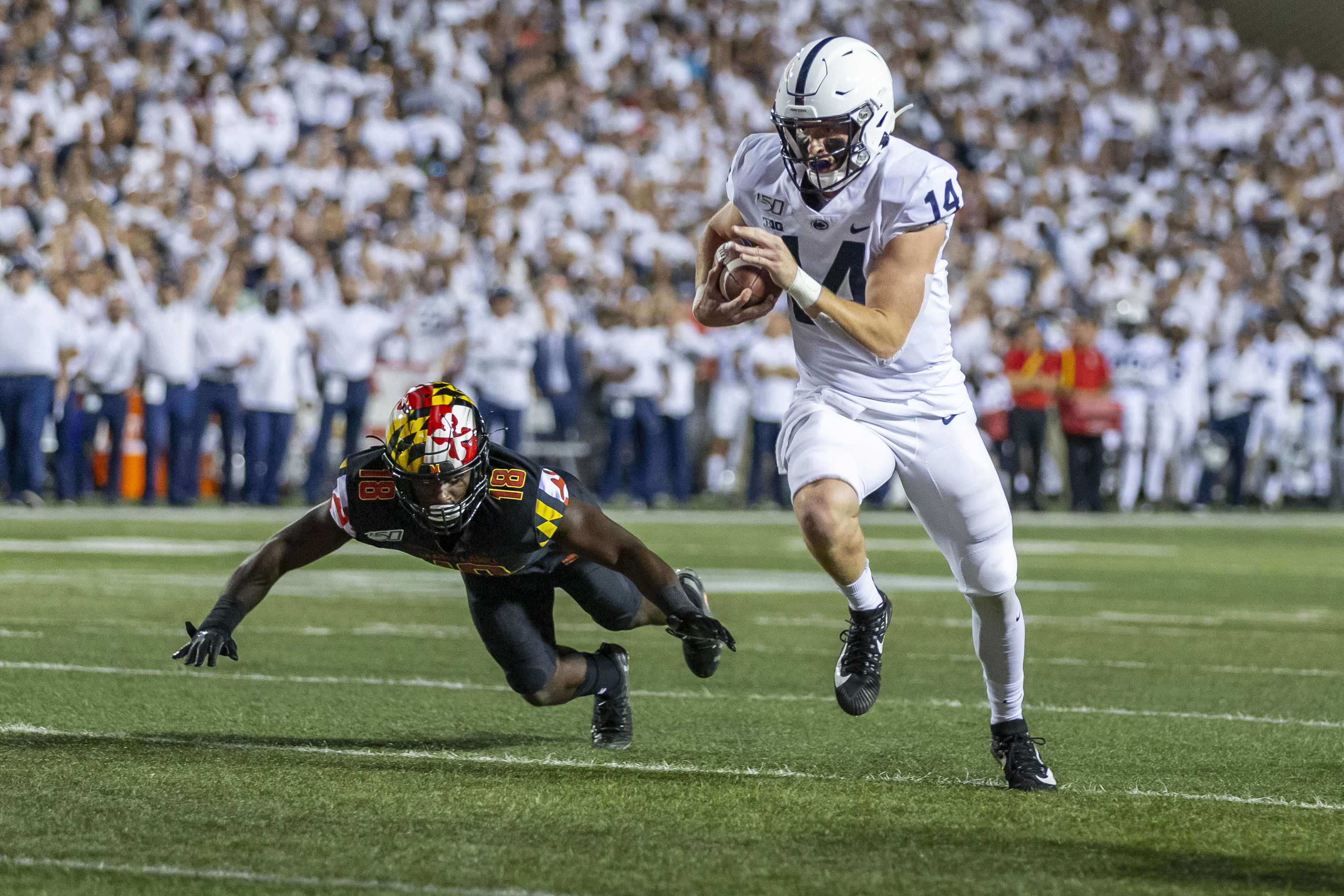 Could neutral site games be in Penn State's future? James Franklin is interested in the idea