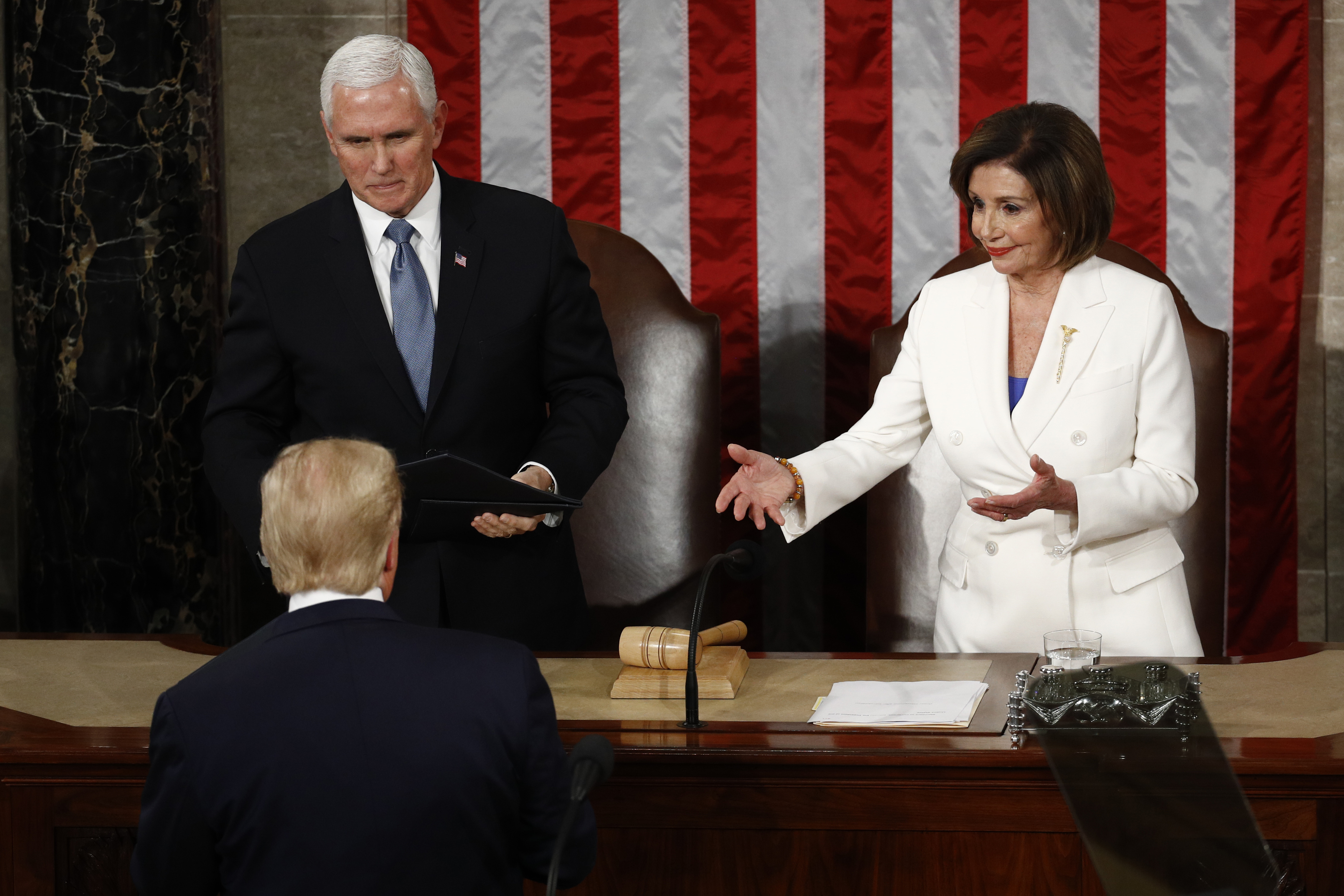 """Image result for nancy pelosi tearing up trump's speech"""""""
