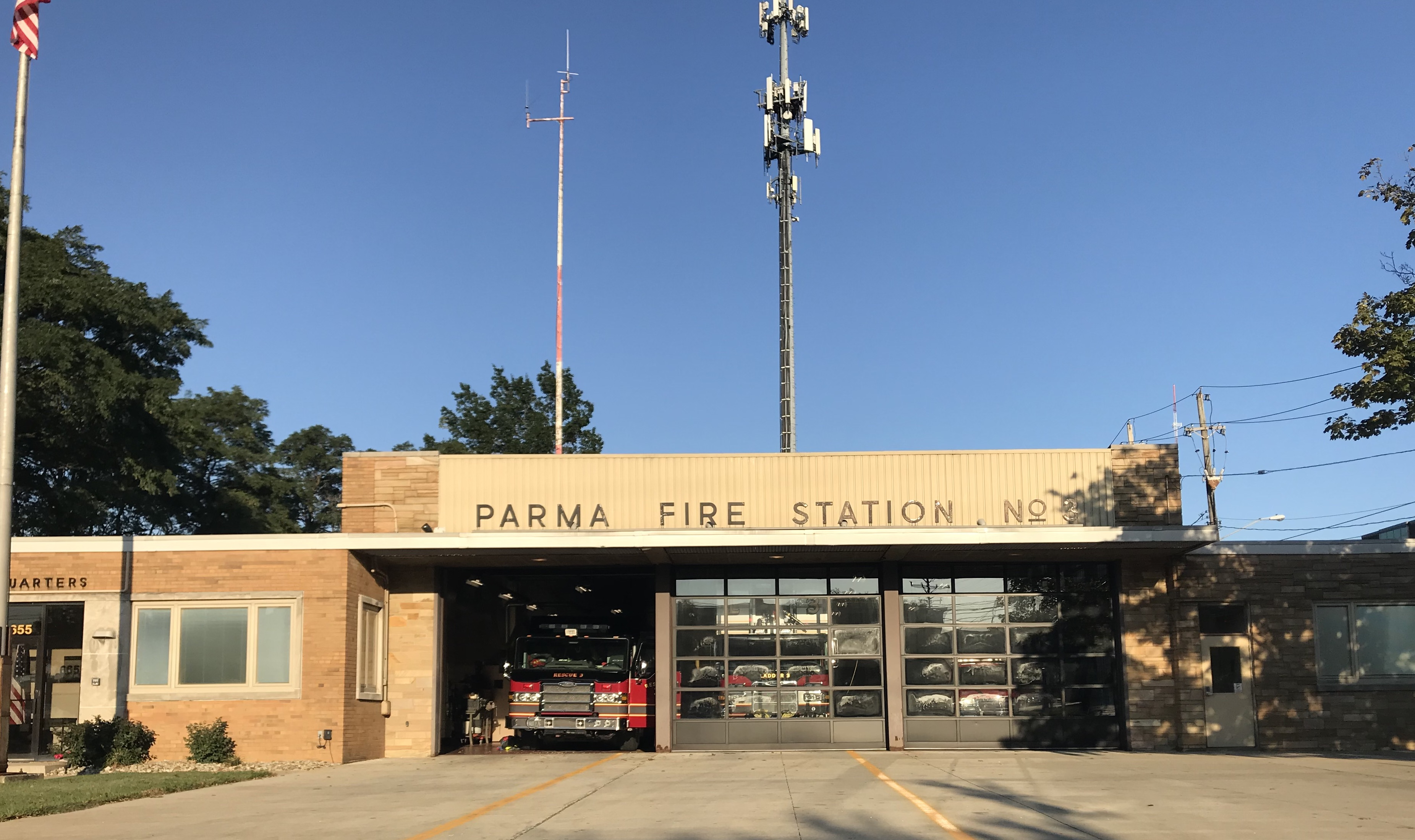Parma Fire Department receives three grants, including $1 million to hire eight new firefighters