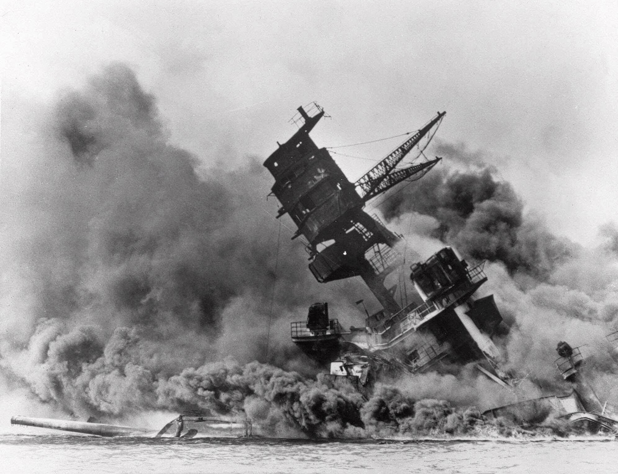 Relic from Pearl Harbor's USS Arizona may become exhibit in Jackson