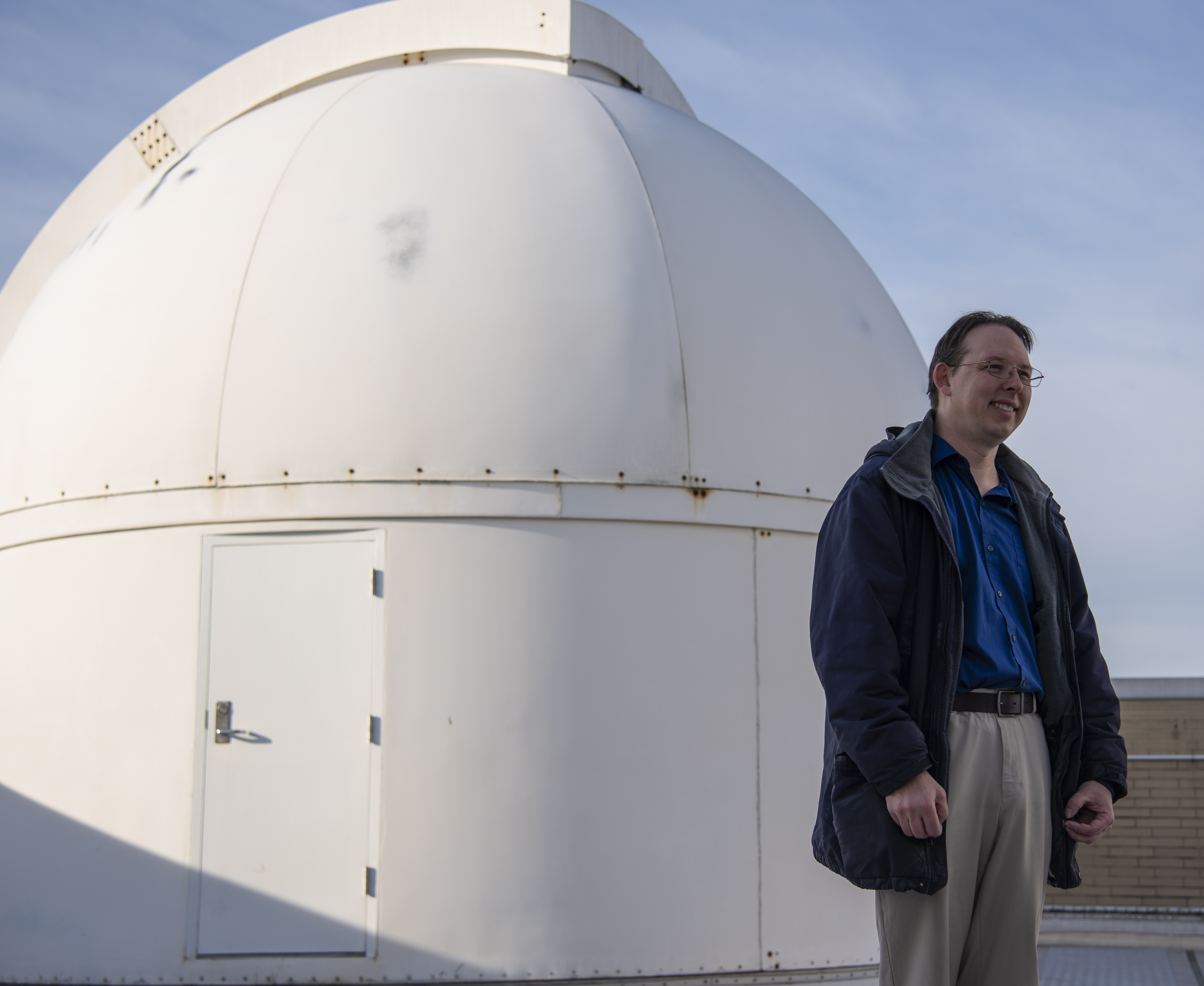 Are we alone in the universe? Penn State program searches for intelligent life in outer space