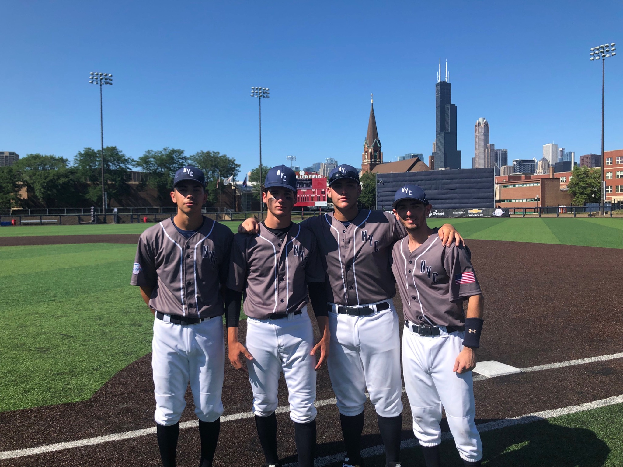 HS baseball: These 4 Staten Islanders represented NYC at Geico City Series