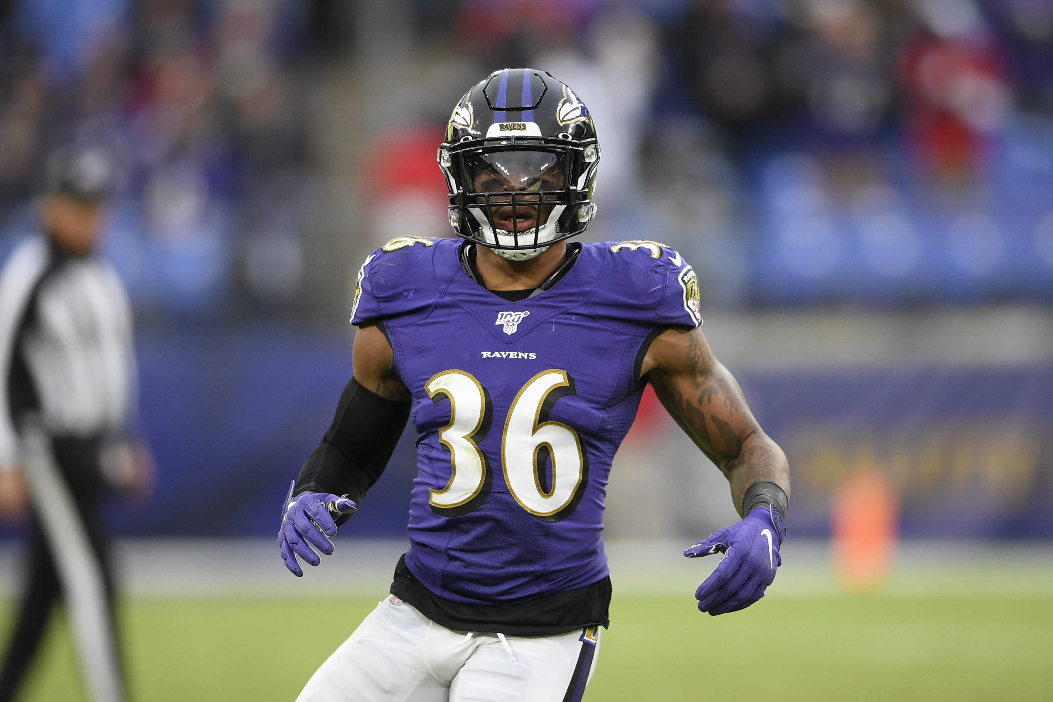 For Baltimore Ravens' Chuck Clark, thinking inside the box has ...