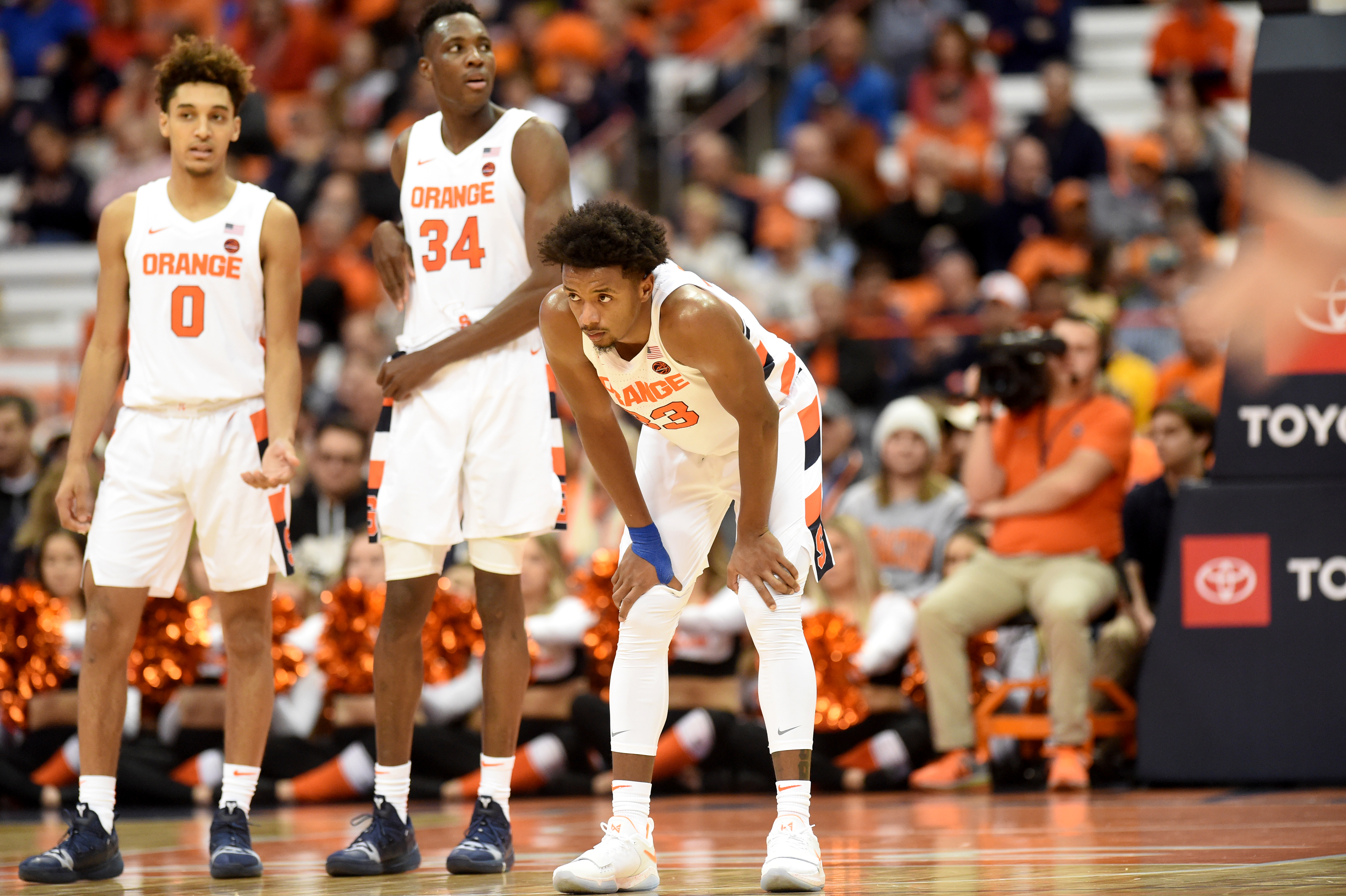 What channel is Syracuse basketball vs. Georgia Tech on? TV, time, stream info