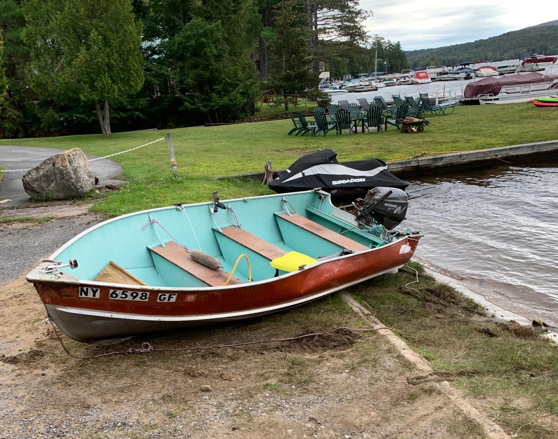 CNY man cited after Adirondacks boat crash sends 2 to hospital