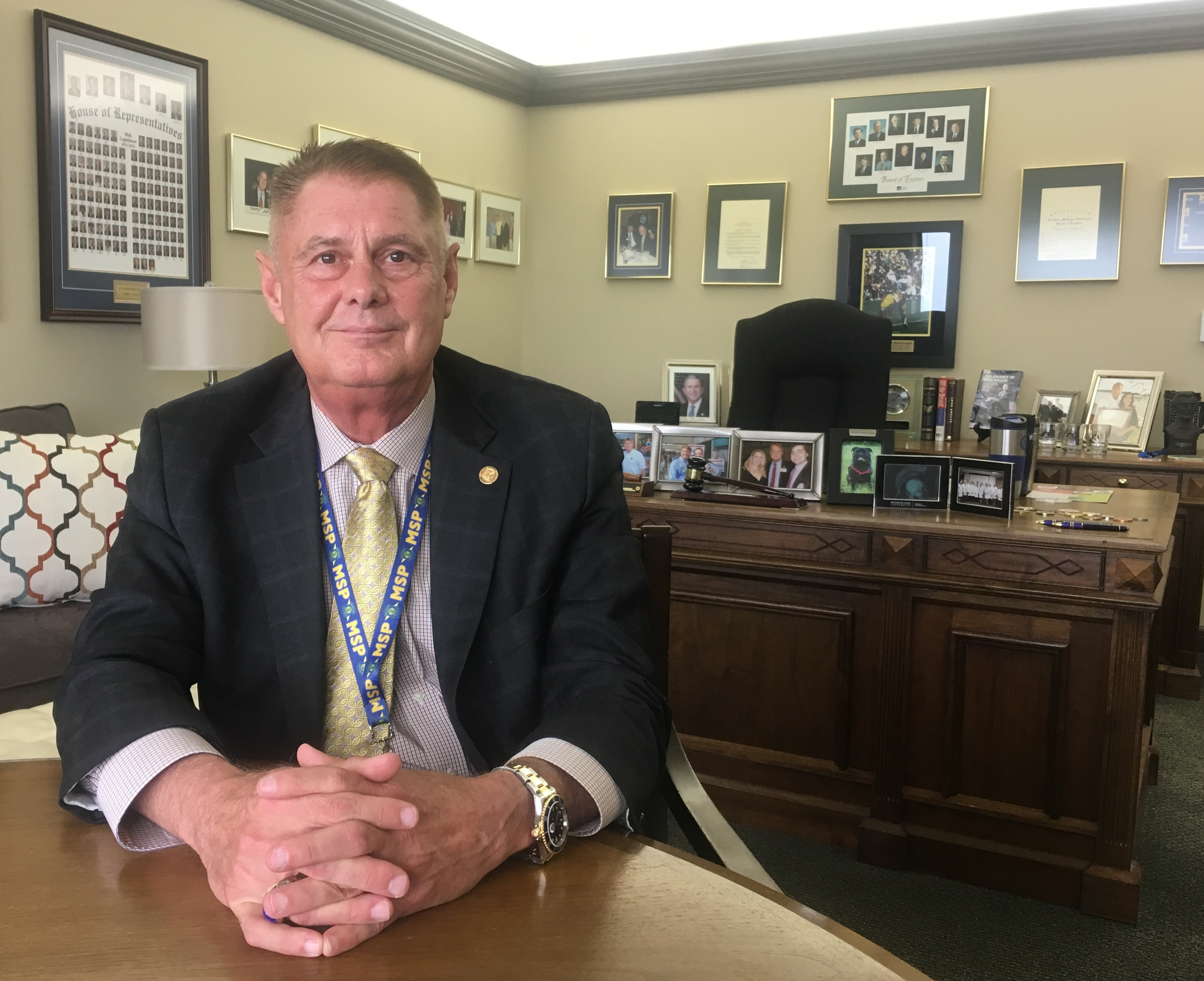 FBI searched residence of Michigan lawmaker accused of bribery: records