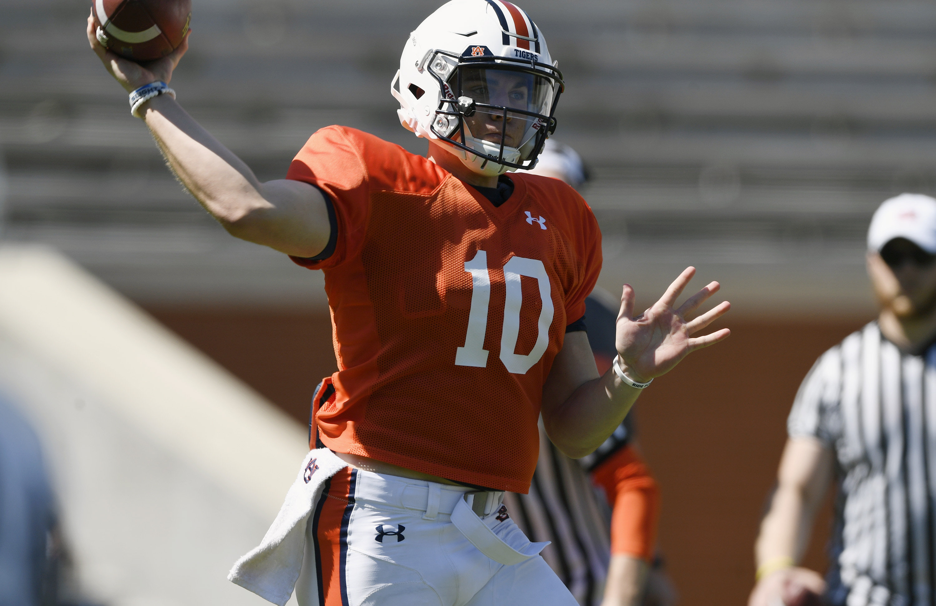 Bo Nix knows he's not a finished product, but Auburn's QB1 recognizes own strengths - AL.com