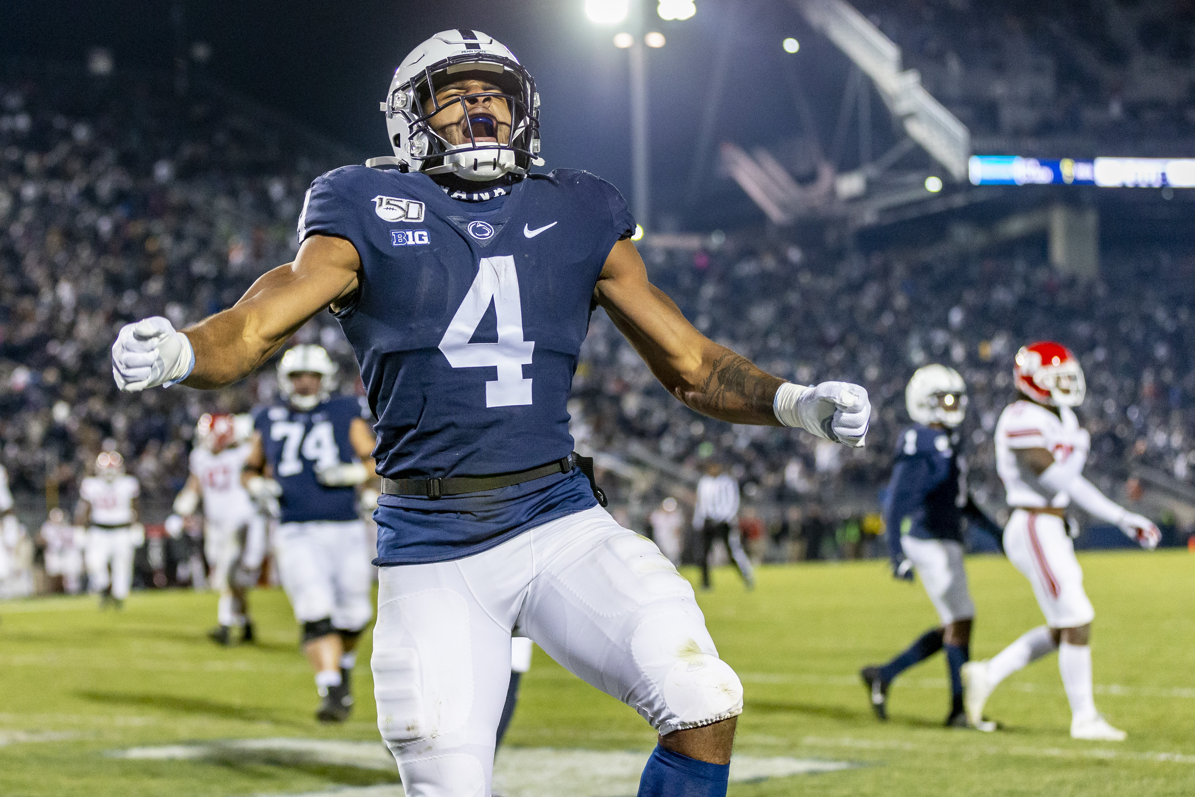 Penn State and James Franklin agree to a contract extension that will run through 2025; new terms not yet released