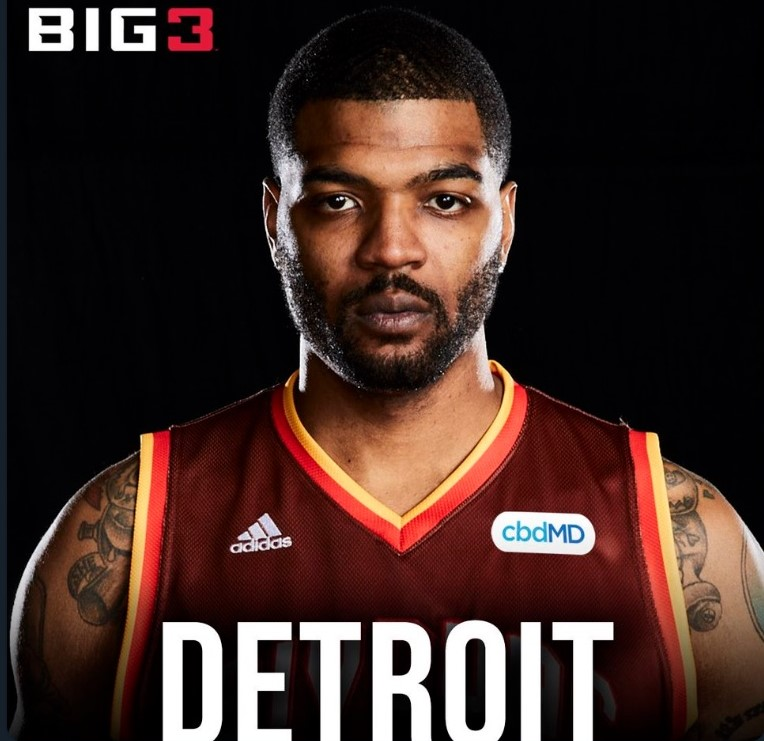 Former Pistons forward Josh Smith will make his BIG3 debut in Detroit this weekend