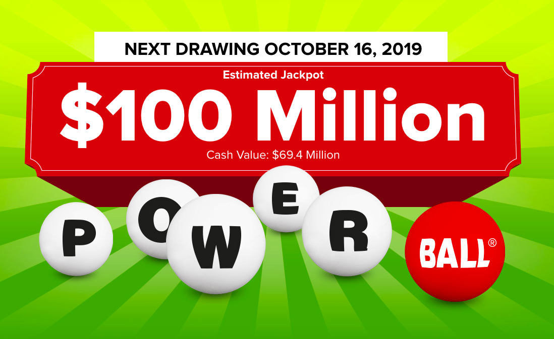 Powerball lottery: Did you win Wednesday's $100M Powerball drawing? Winning numbers, live results (10/16/2019)