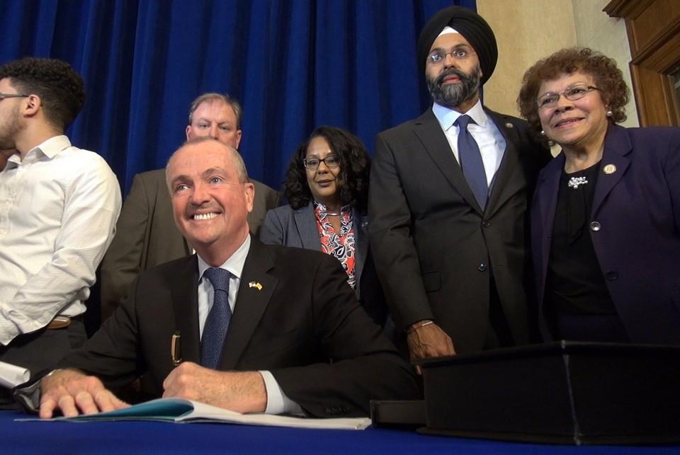 Gun groups sued Murphy's AG over N.J.'s new gun law. Then things got a little weird.