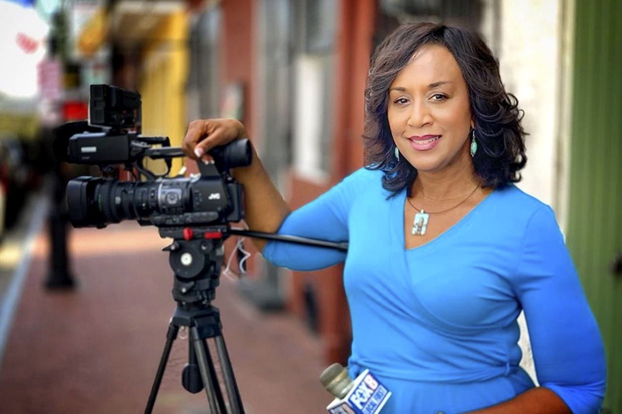 New Orleans says goodbye to Alabama-born reporter Nancy Parker
