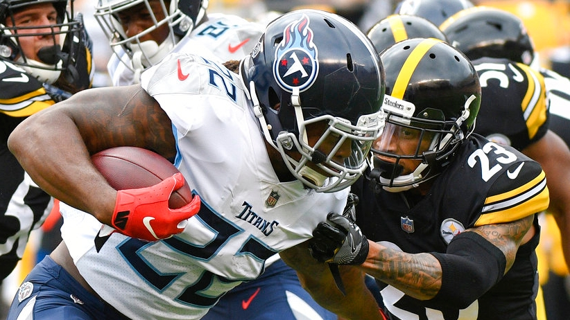 Derrick Henry makes debut in 'Top 100 Players'