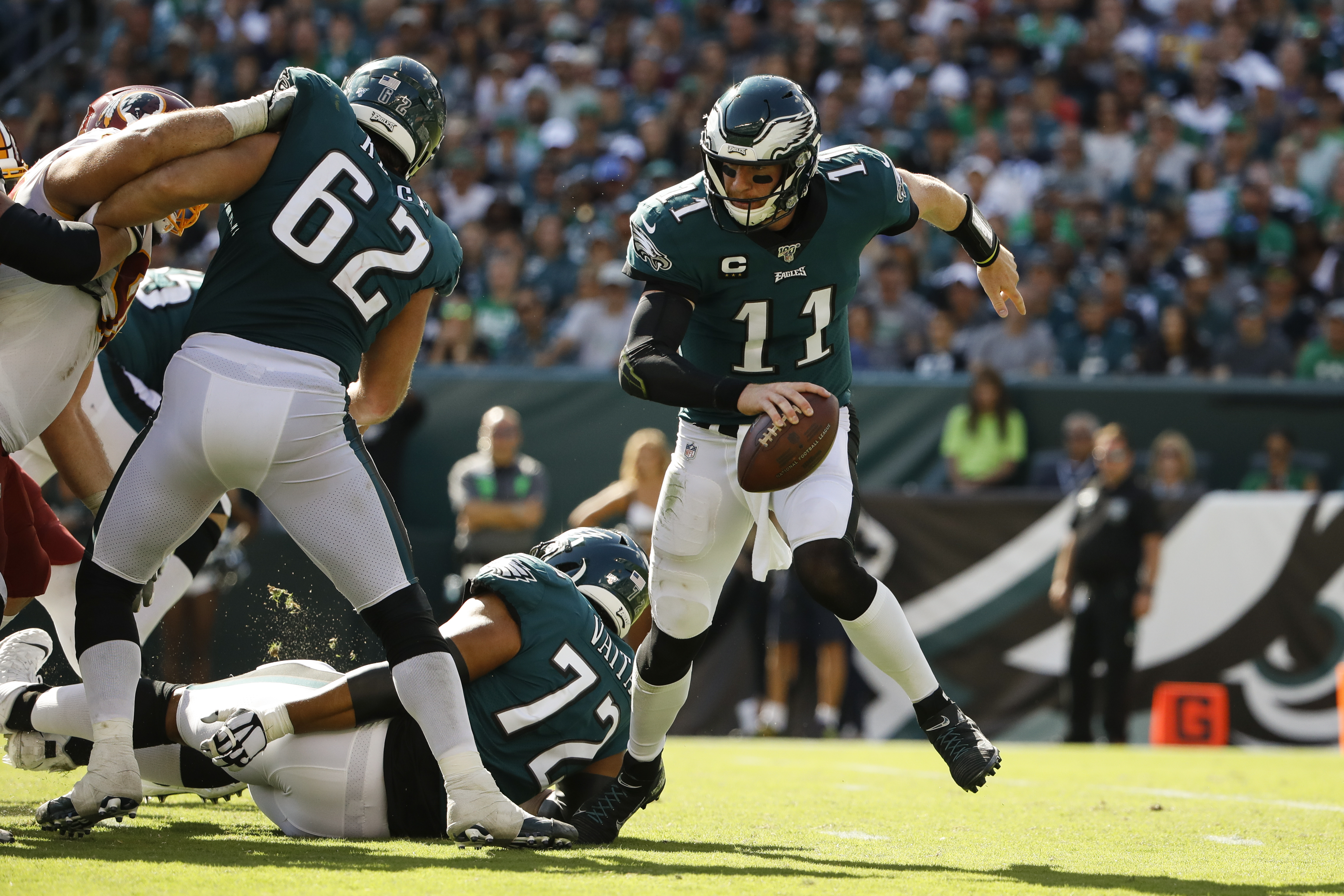 NFL playoff picture: Eagles defeat Redskins, Cowboys beat Rams (UPDATE) | Here's what it means for NFC East race