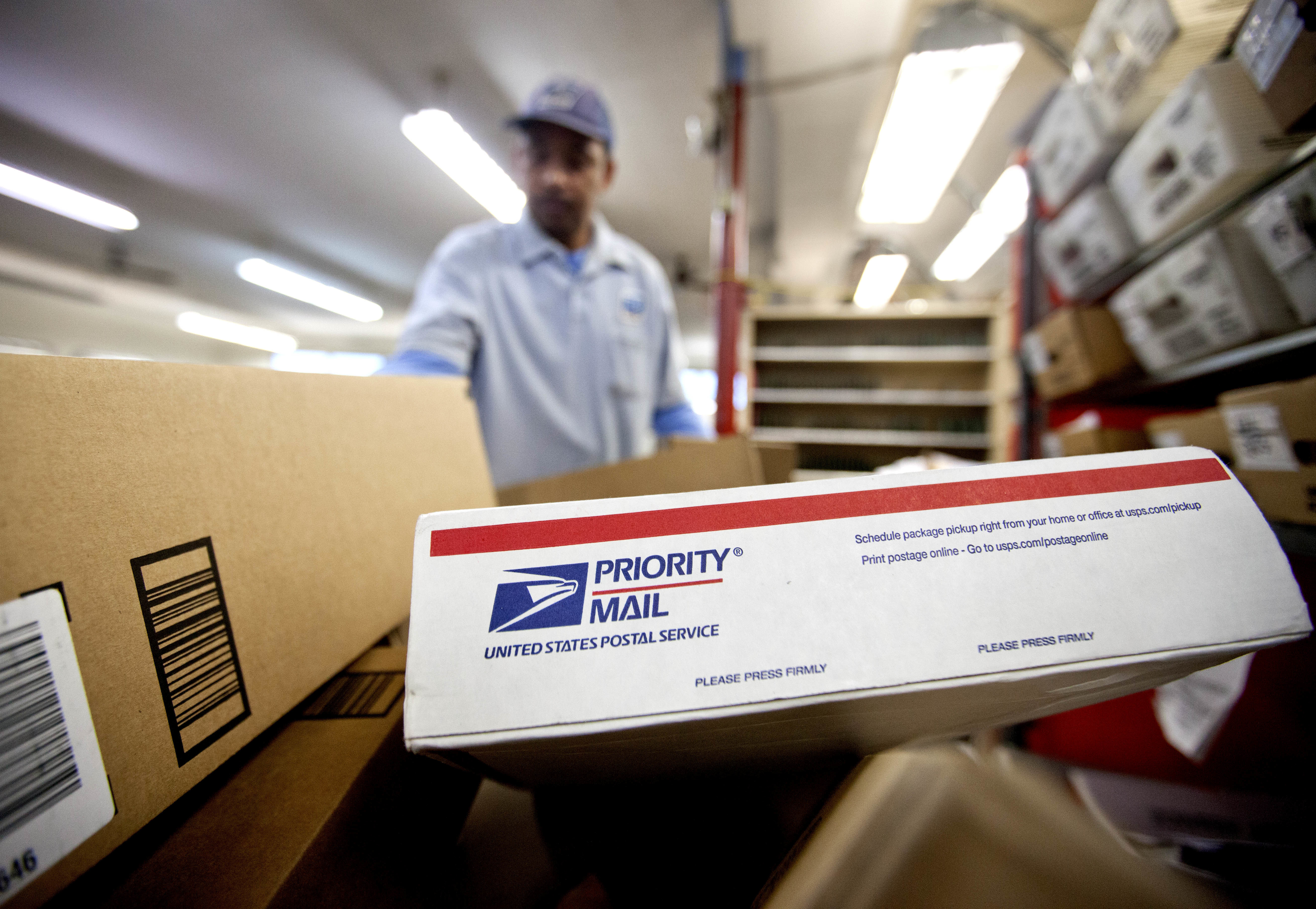 Bills cracking down on mail theft head to governor