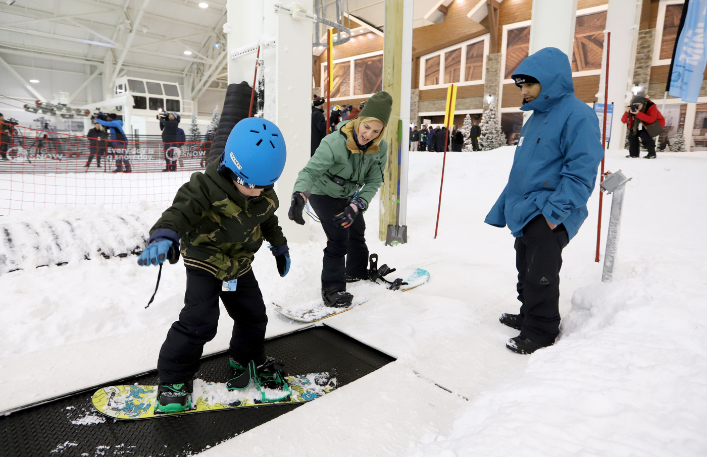 Bring your own gloves and everything else to know before going to Big SNOW