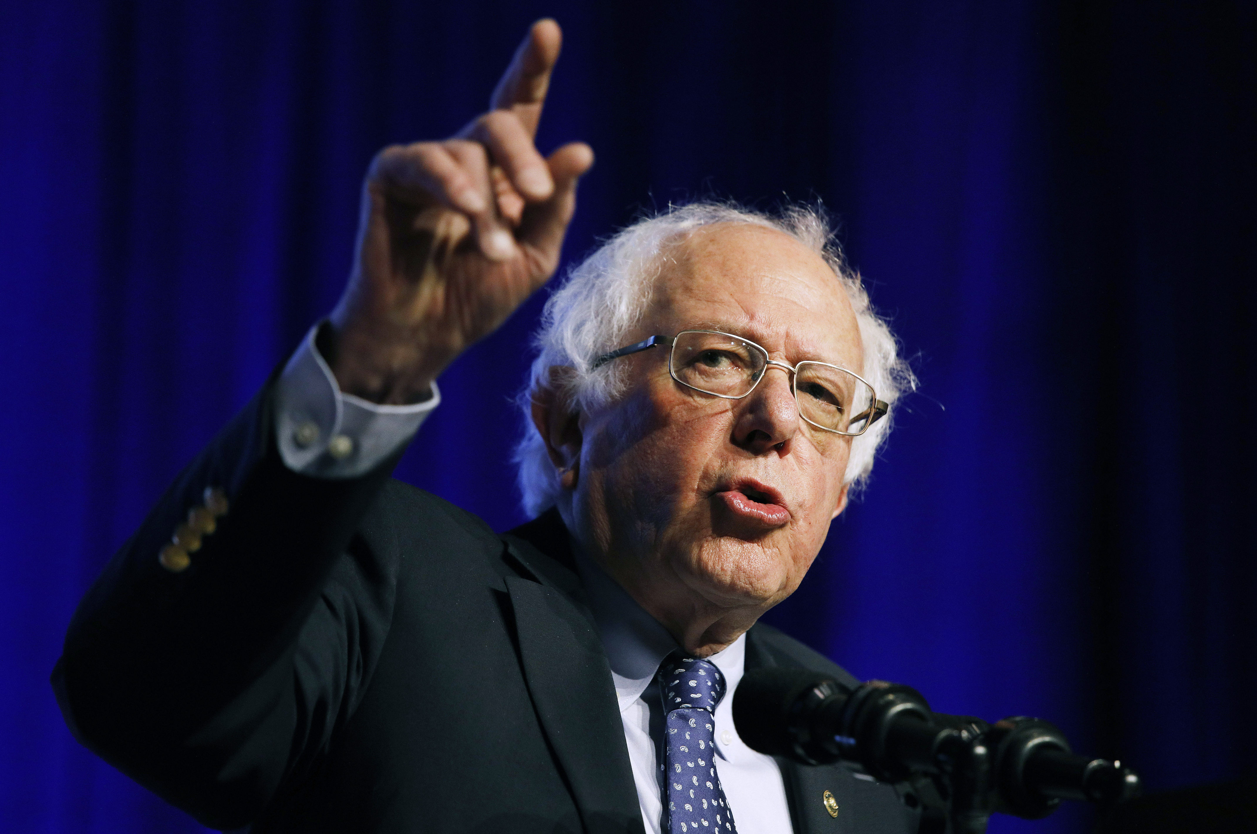 Bernie Sanders relying on Michigan to take the White House in 2020