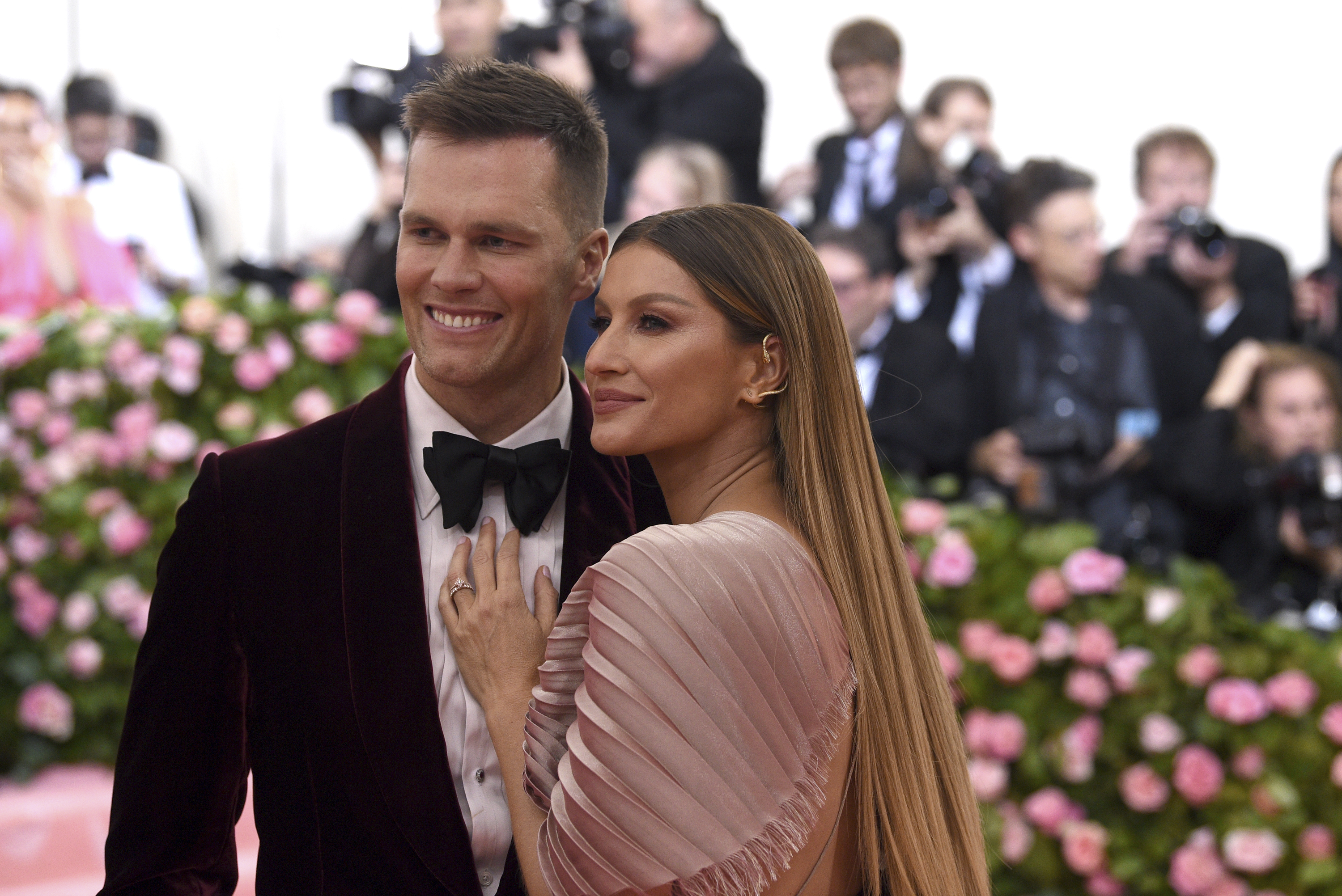 Sorry, N.J., but Patriots' Tom Brady and Gisele Bundchen won't be moving to the Garden State