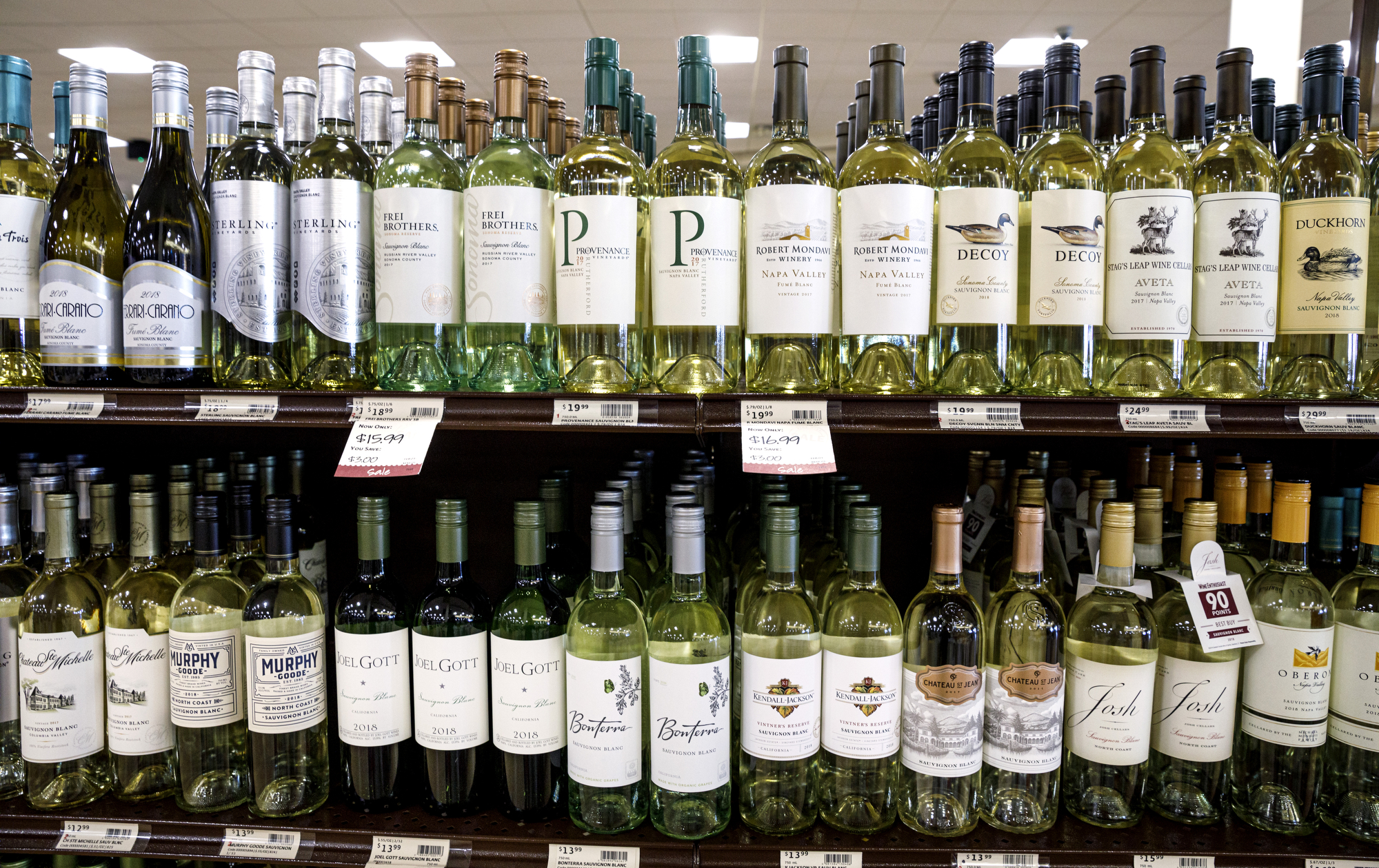 U S Wine Prices To Drop In 2020 Due To Slowing Demand Excess Grapes Mlive Com