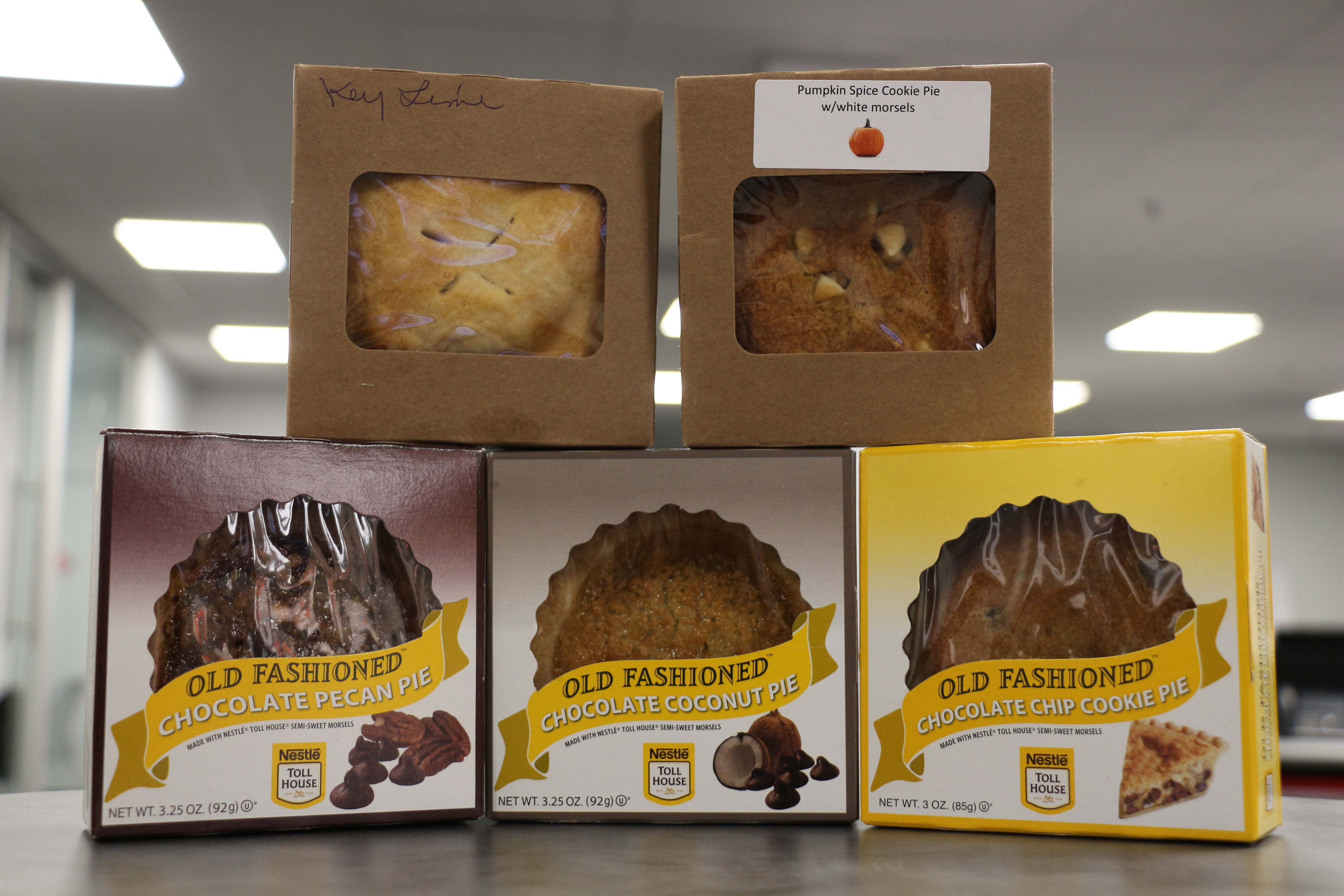 I went inside the Table Talk Pies R&D department to try their pie prototypes: Here's what they're working on