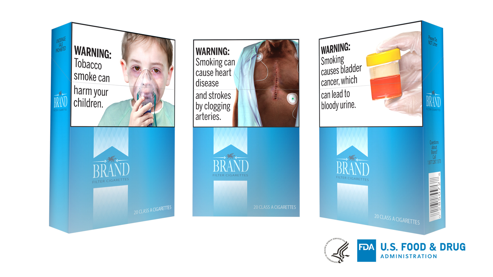 U.S. health officials push to add new, more graphic warning labels to cigarette packs