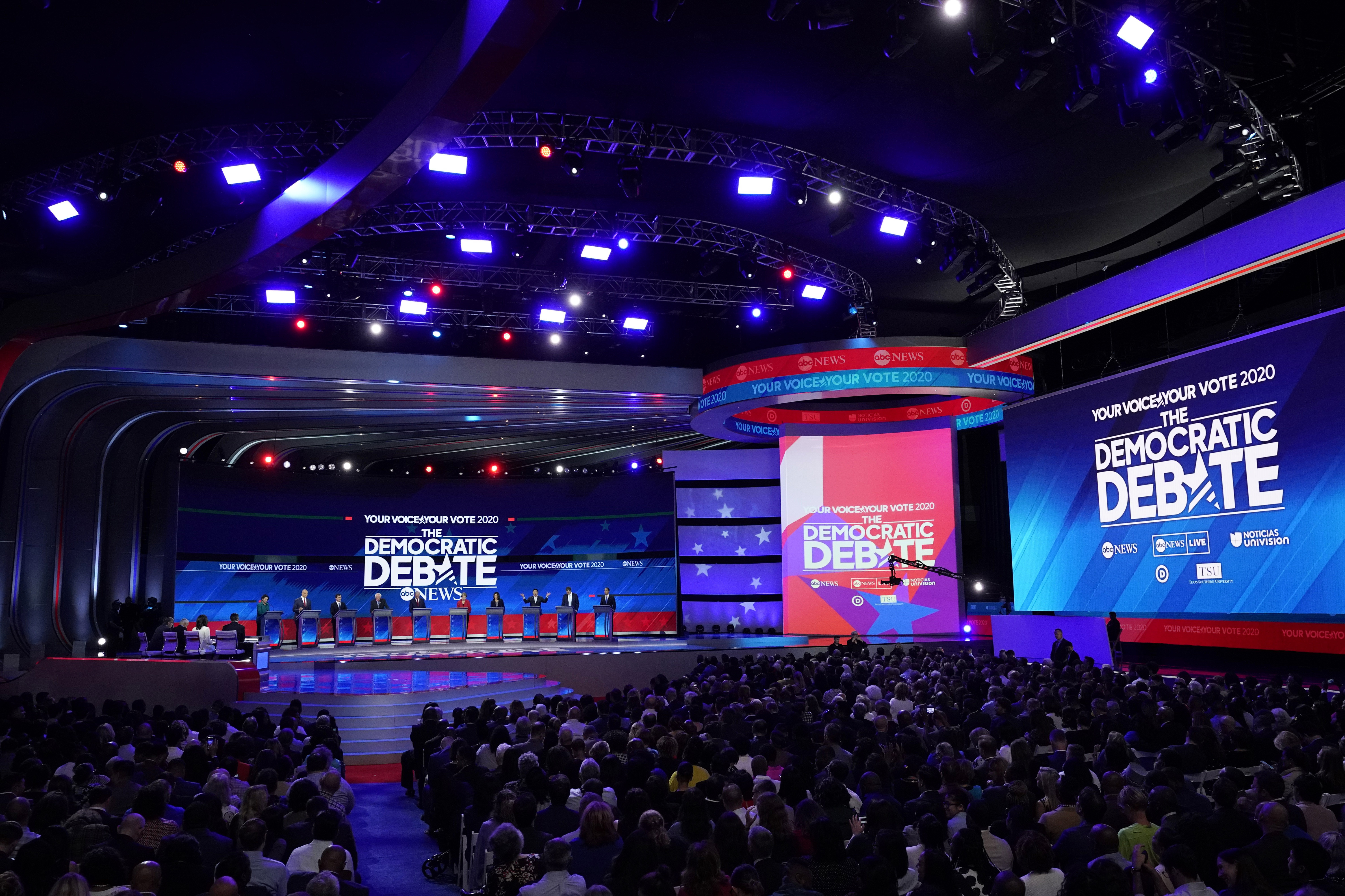 How to watch the fifth Democratic primary debate in Atlanta