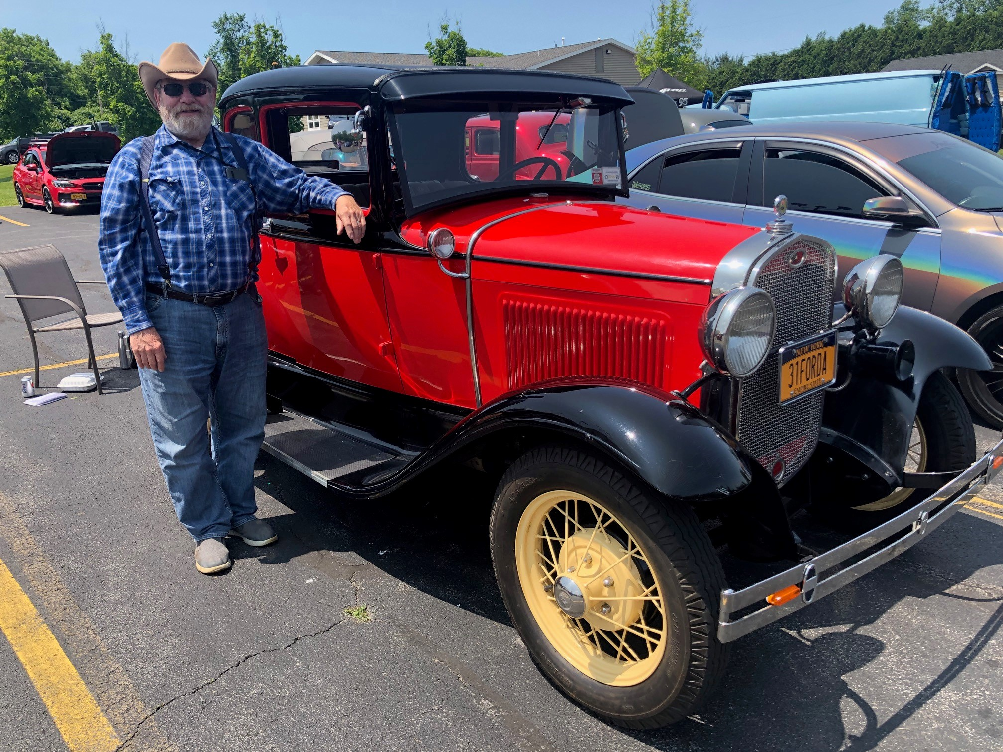 1931 Ford Model A remains popular with collectors