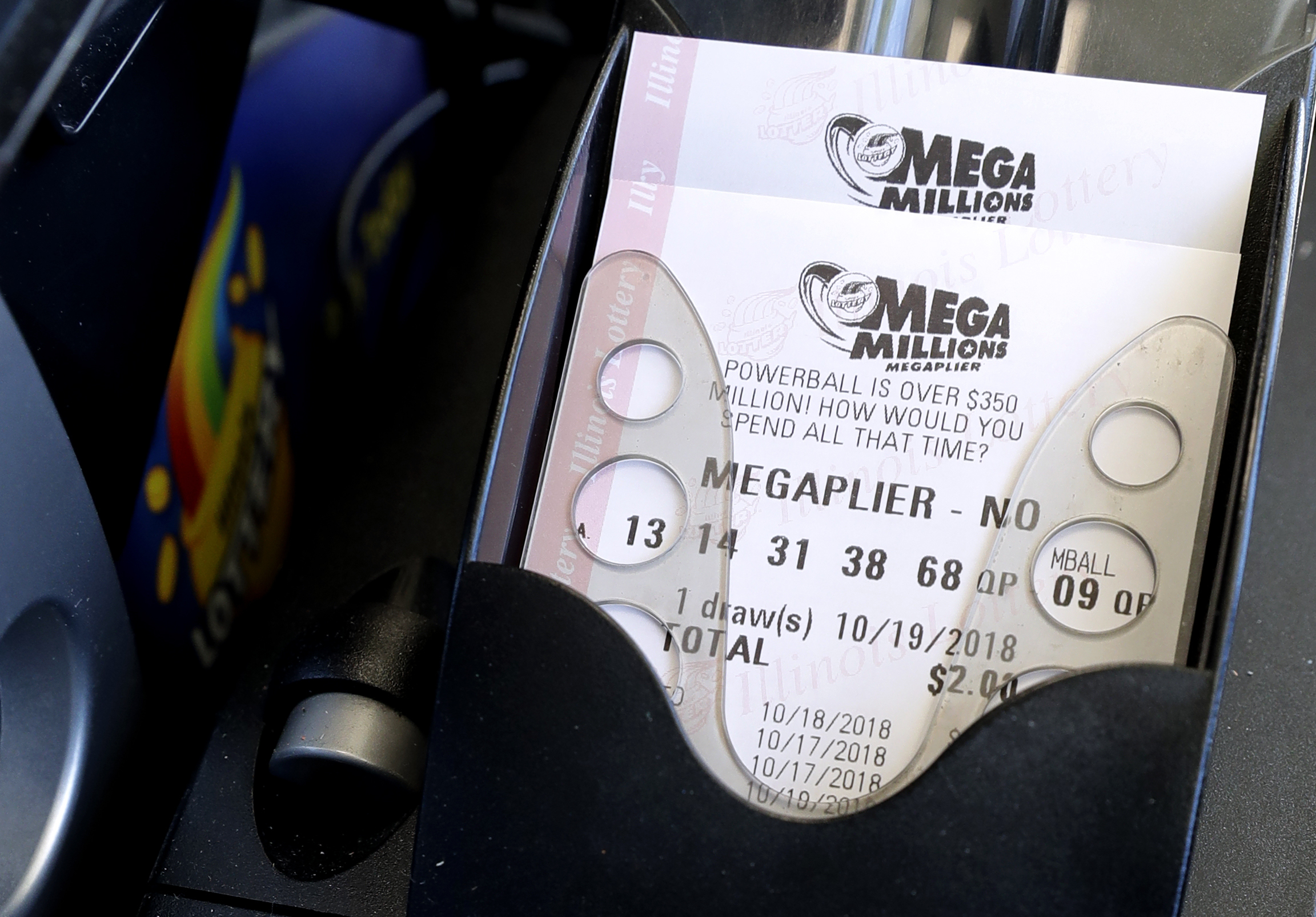 970m Mega Millions Jackpot Odds Deadline What You Need To Know Silive Com