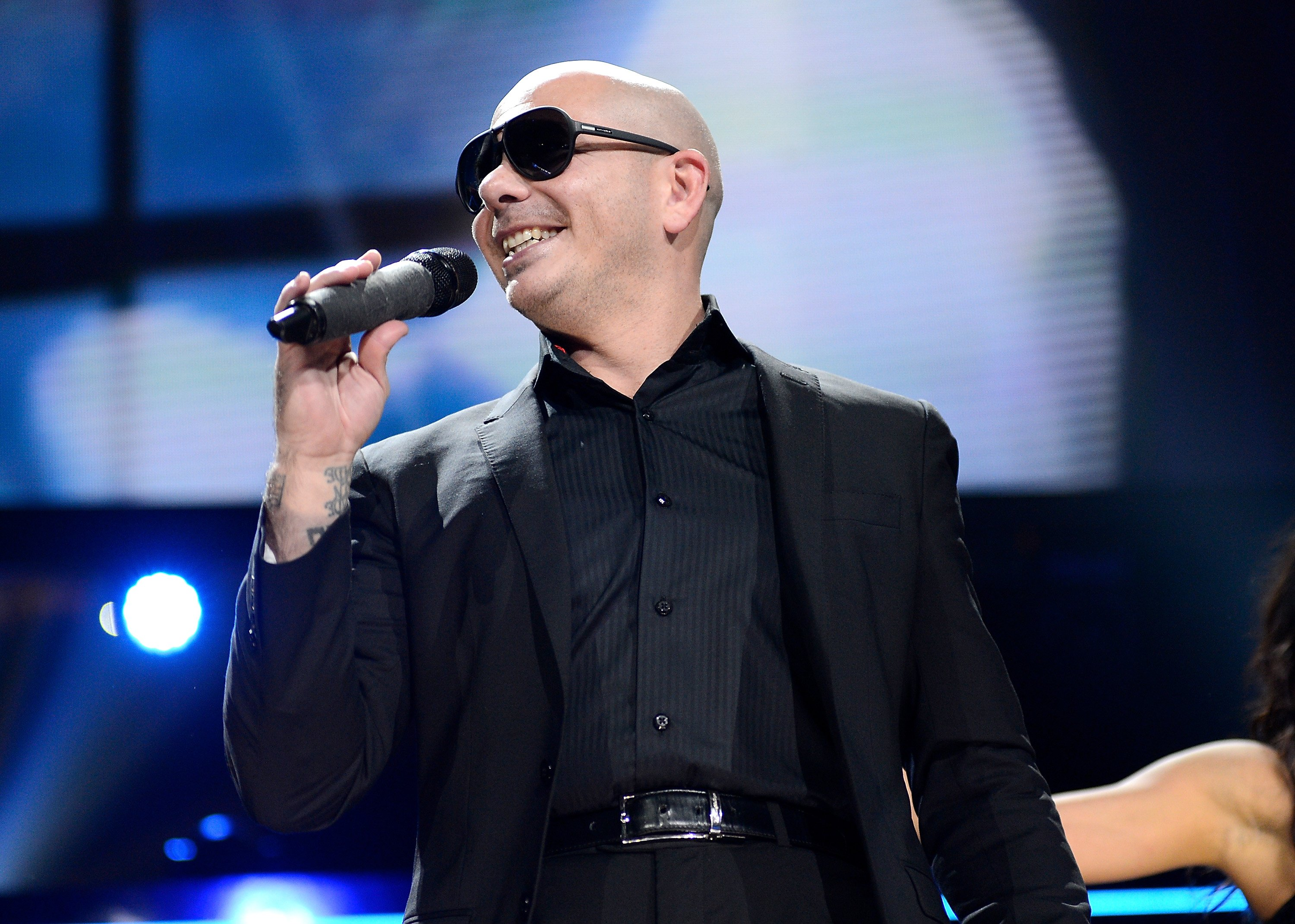 Pitbull, Akon set to headline Jersey City's July 4 festival