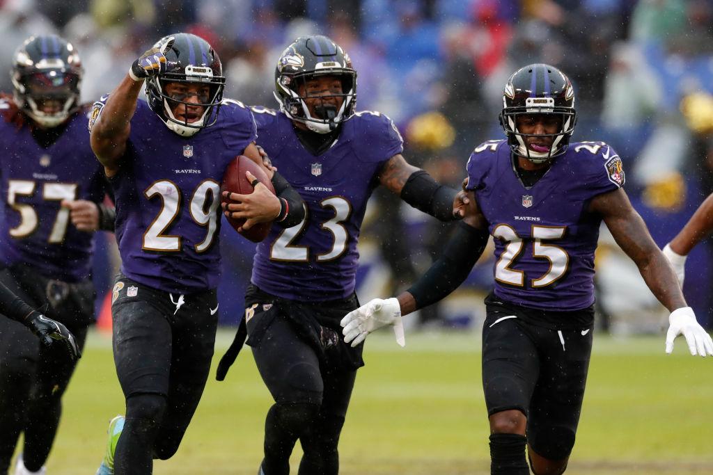 Marlon Humphrey needs a new number for Ravens' jersey - al.com