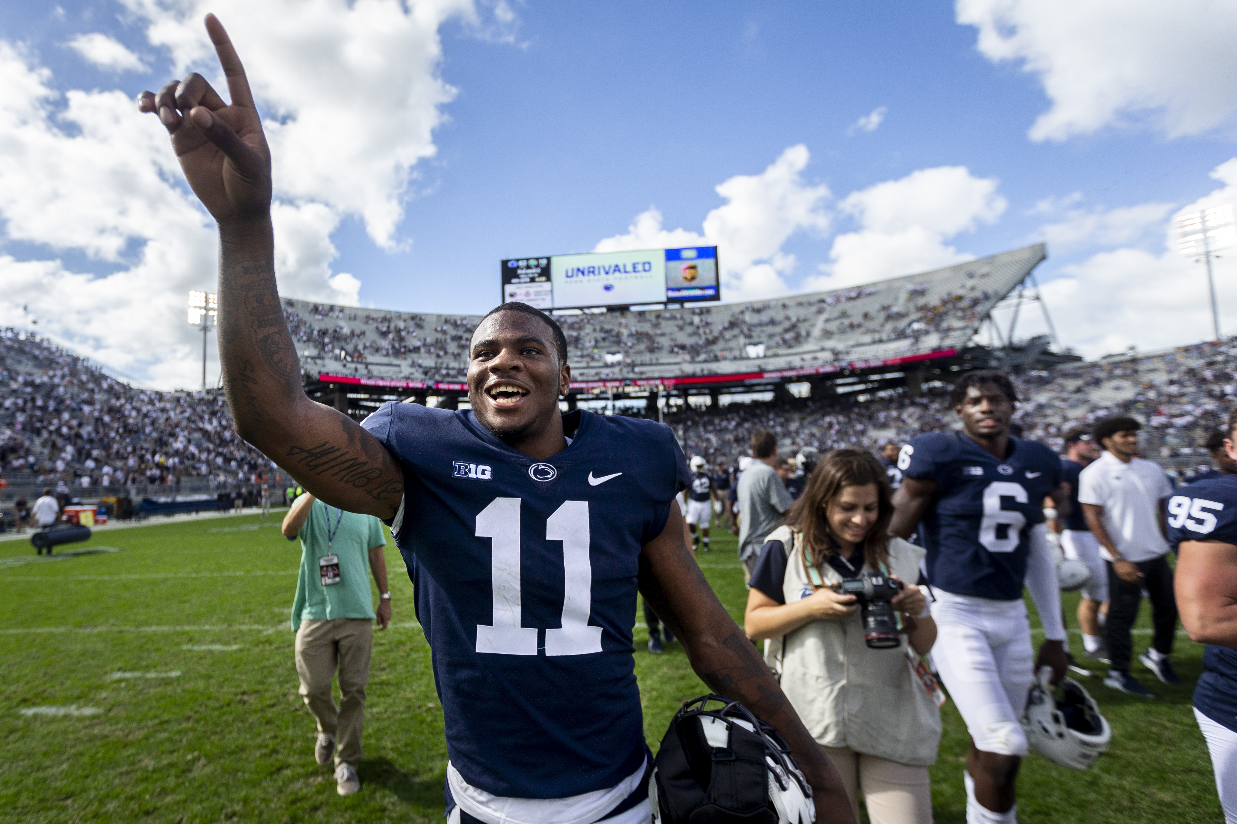Could new FOX TV schedule mean more Noon games for Penn State this fall?