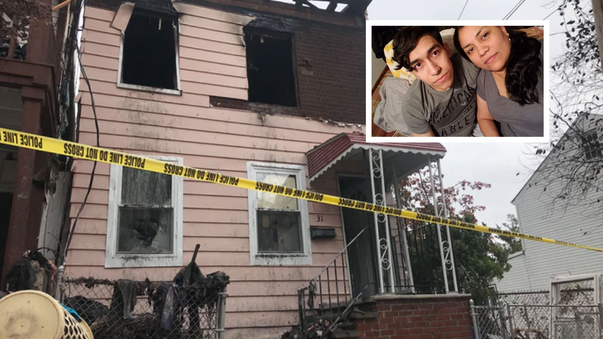 Friends looking to raise money for family victimized by Tompkinsville fire, stabbing