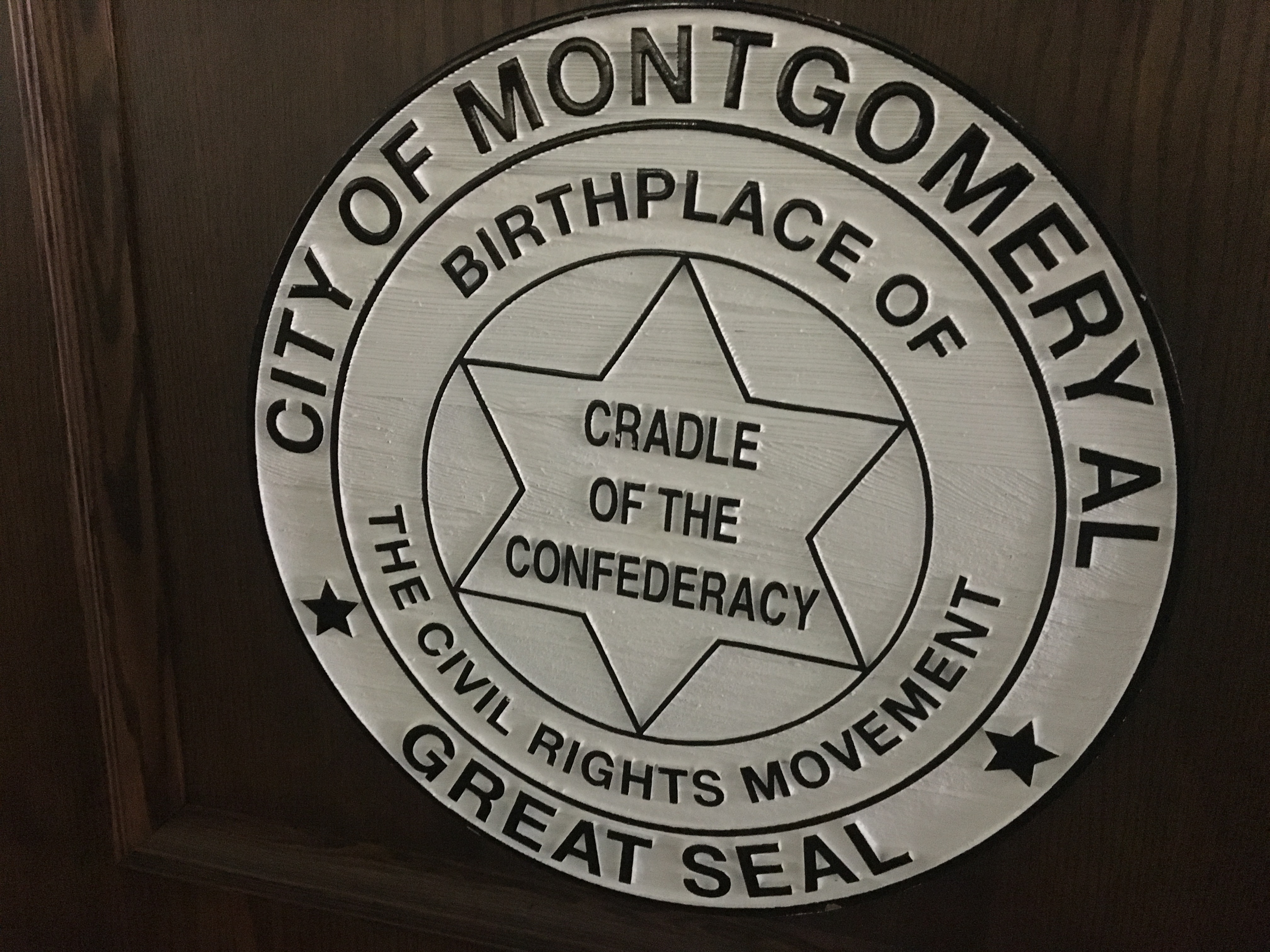 1st black mayor marks new chapter in Montgomery history shaped by race - al.com