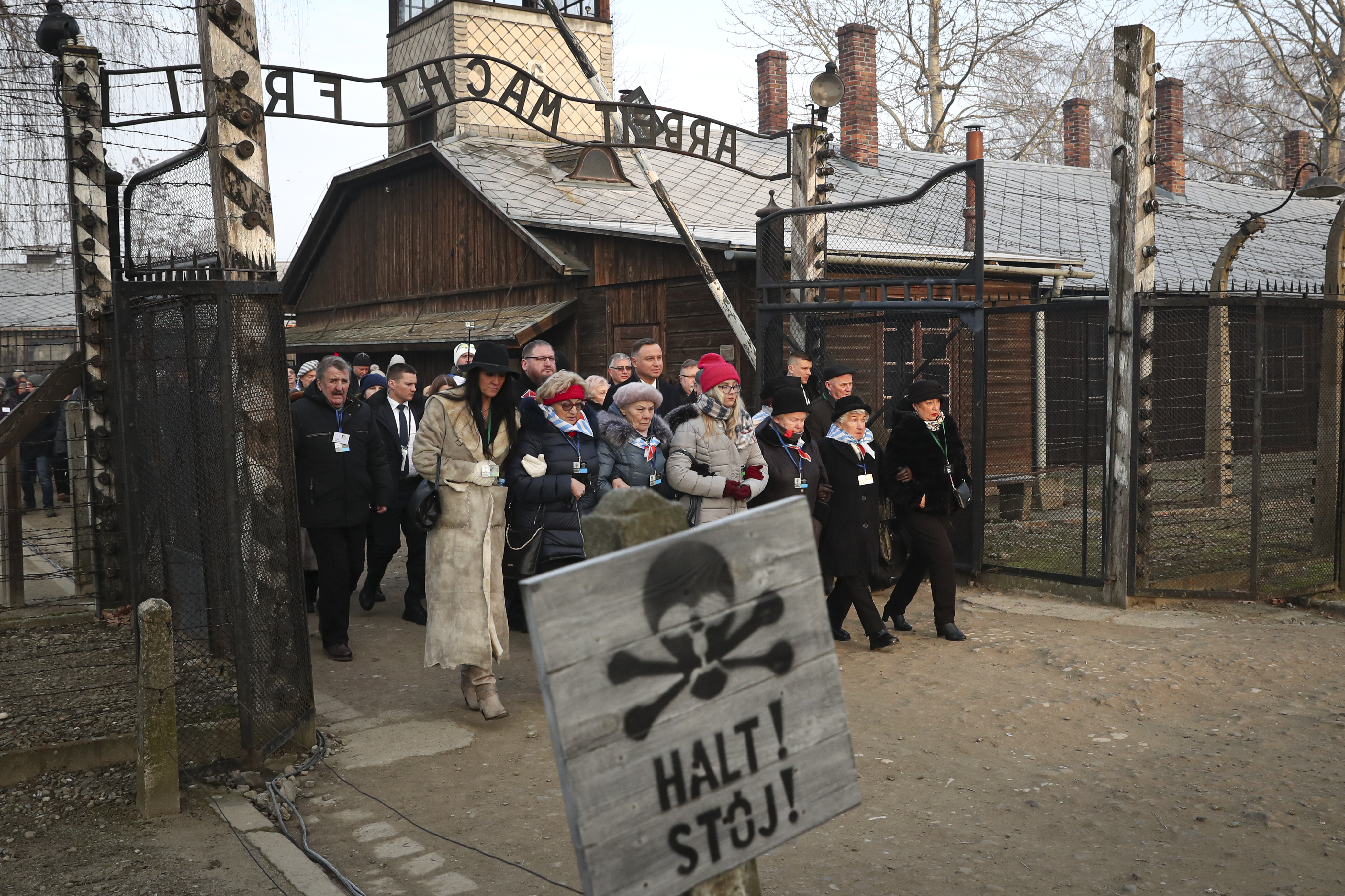 75 years after Auschwitz liberation, survivors recall the horror